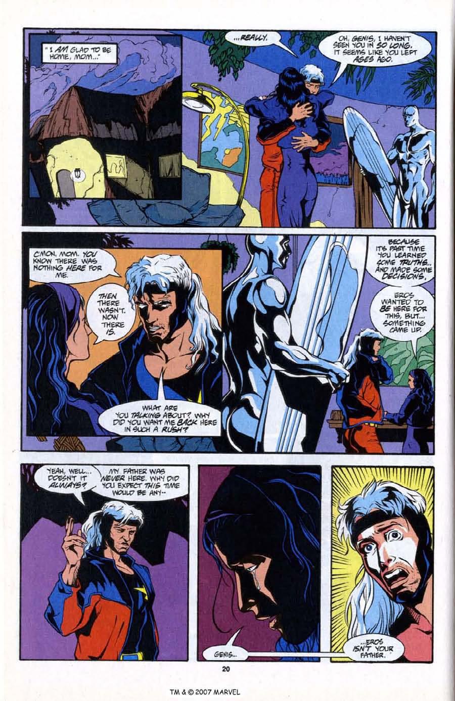 Silver Surfer (1987) _Annual 6 #6 - English 22