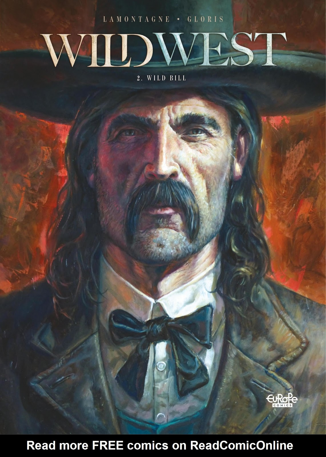 Wild West (2020) issue 2 - Page 1