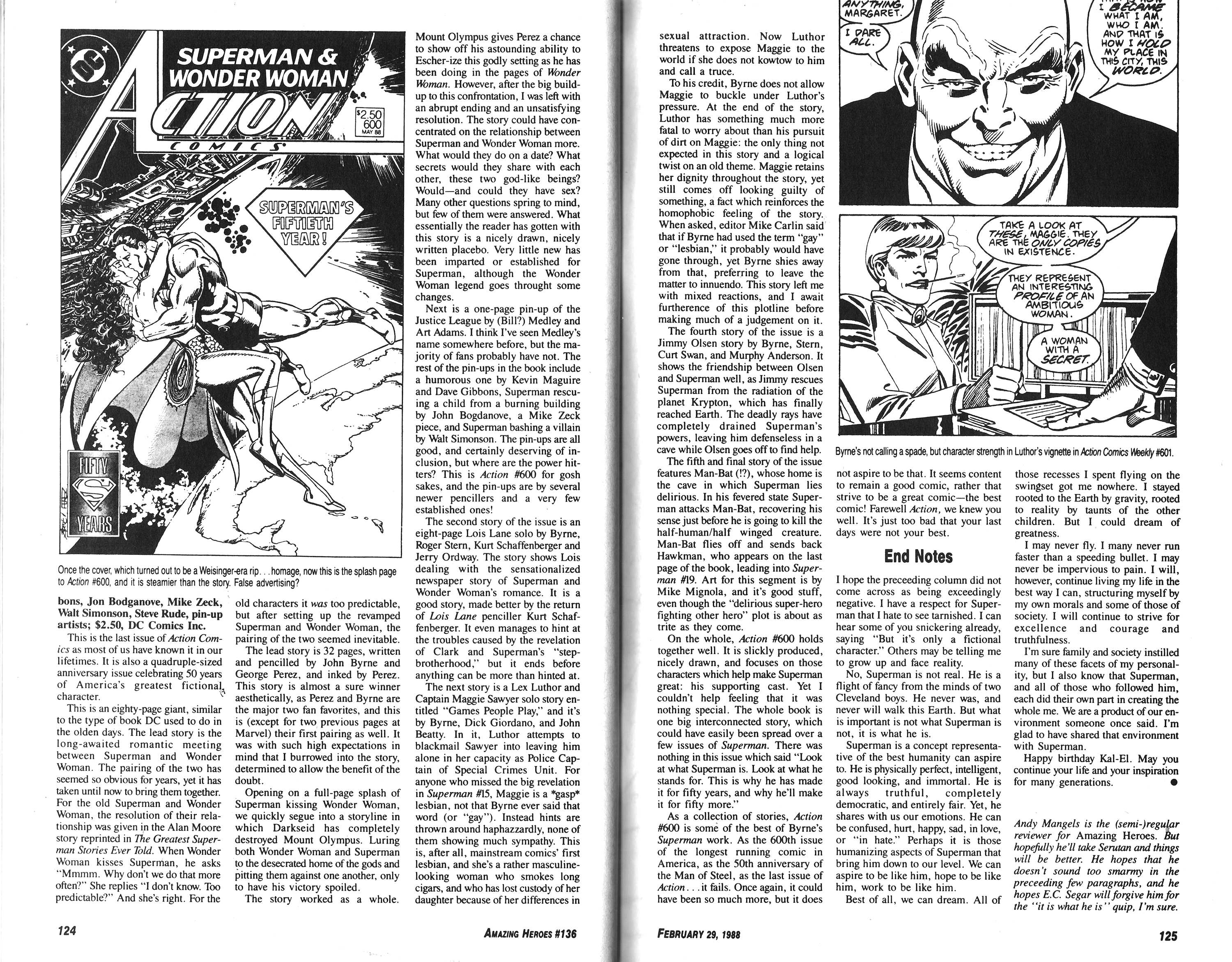 Read online Amazing Heroes comic -  Issue #136 - 63