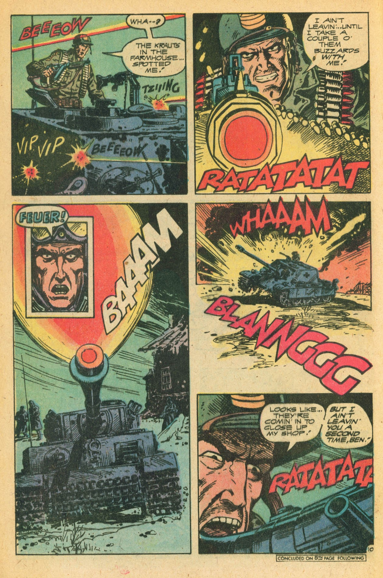 Read online Sgt. Rock comic -  Issue #329 - 16