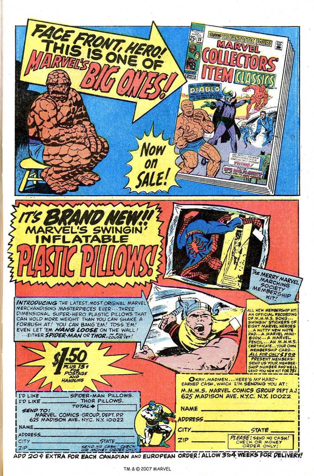 Read online Silver Surfer (1968) comic -  Issue #7 - 63