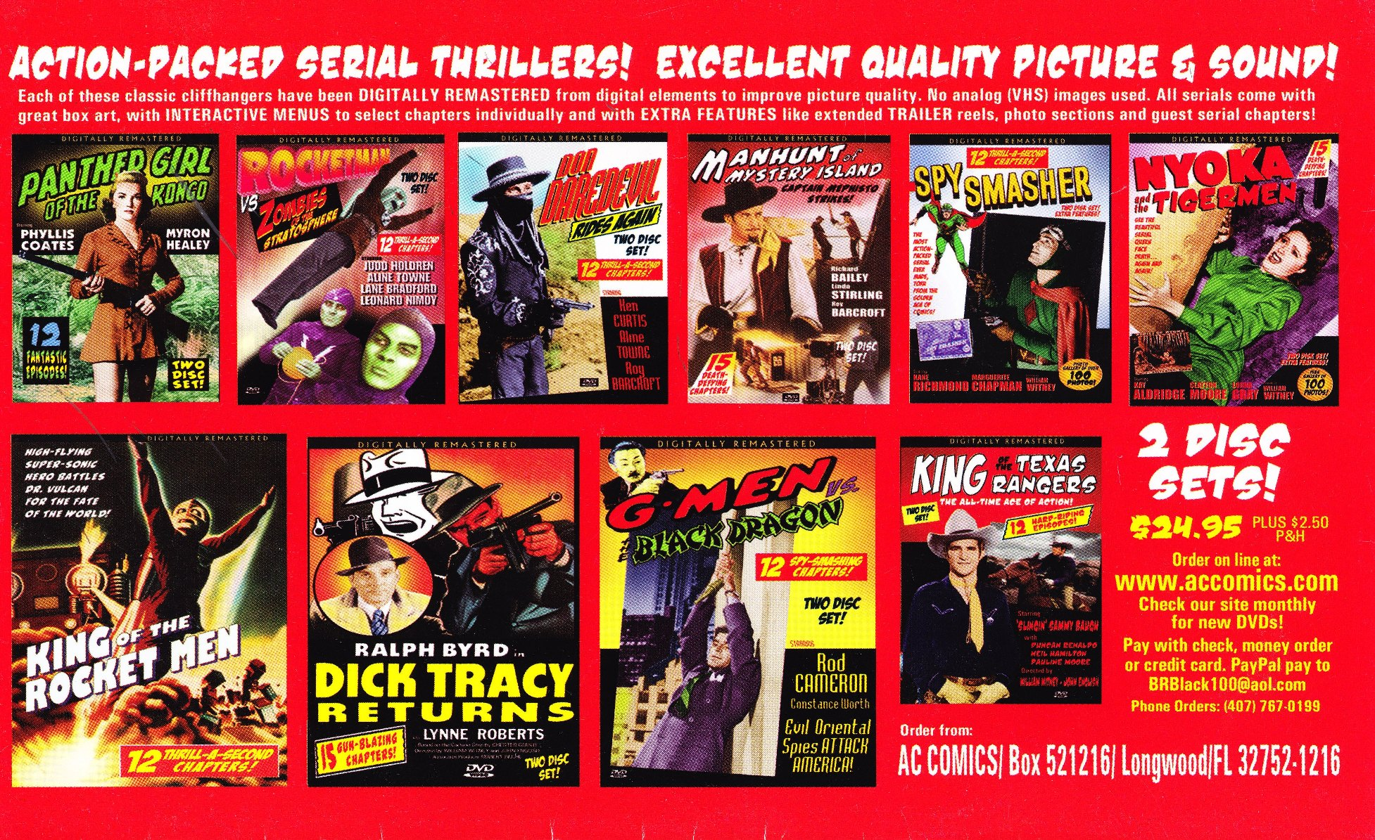 Read online Men of Mystery Comics comic -  Issue #62 - 50
