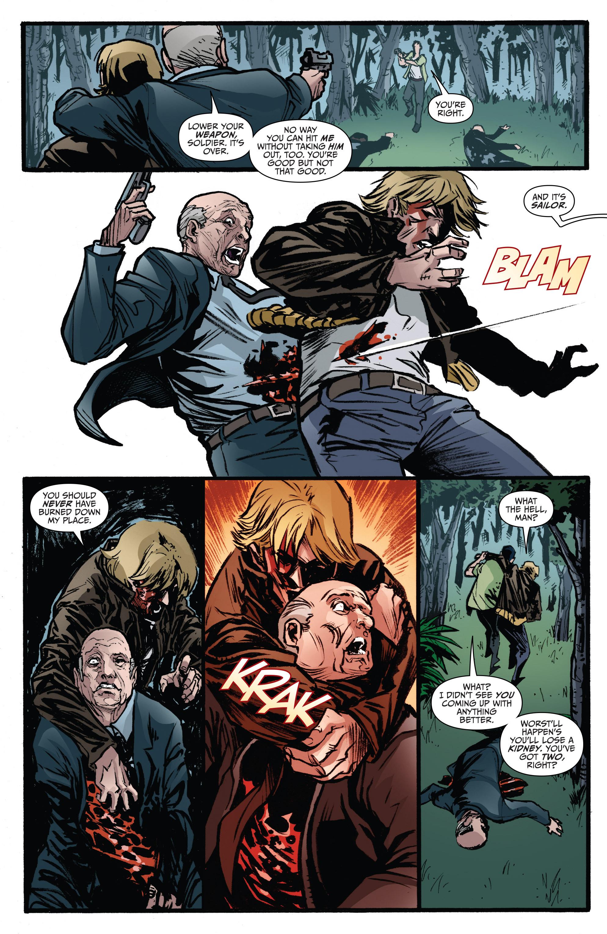 Read online 3 Guns comic -  Issue #6 - 20