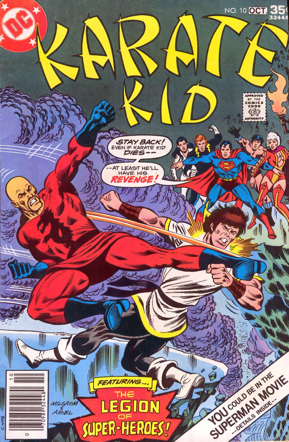 Karate Kid issue 10 - Page 1