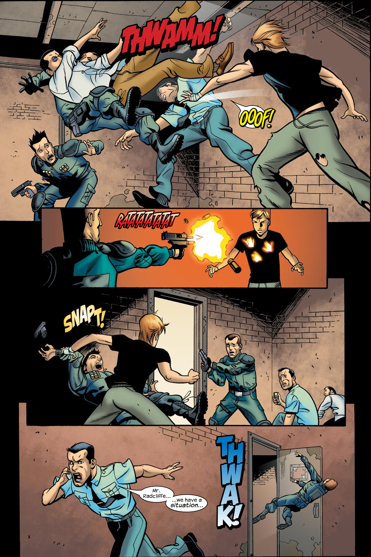 Read online Machine Teen comic -  Issue #5 - 11