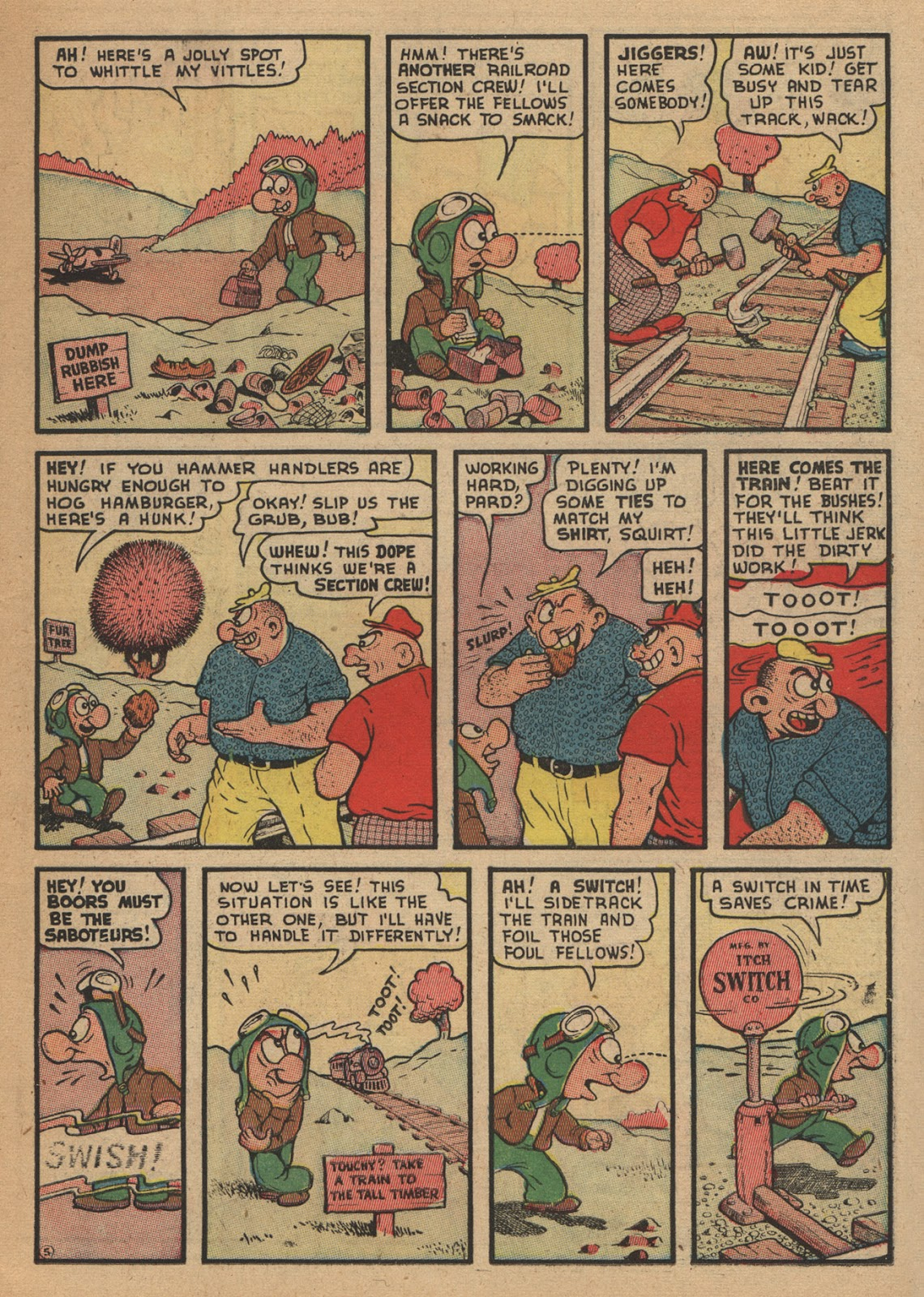 Read online Gay Comics comic -  Issue #23 - 15