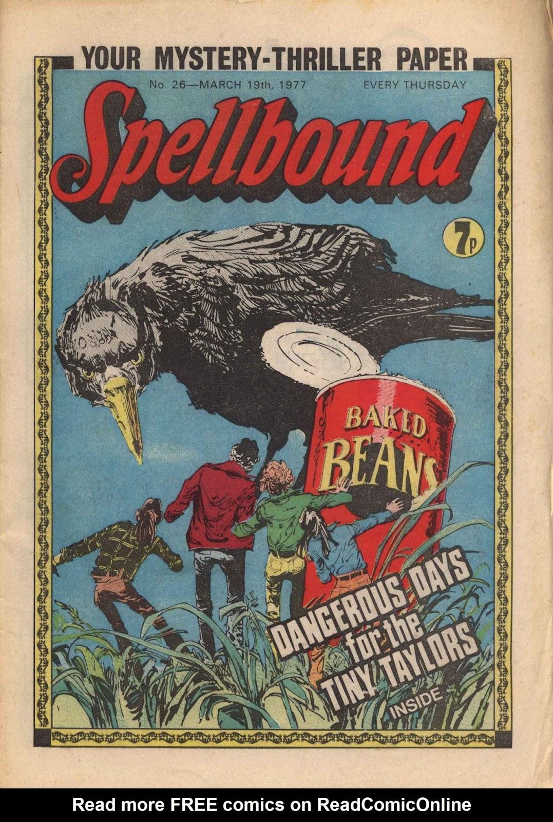 Spellbound (1988) issue 26 - Page 1