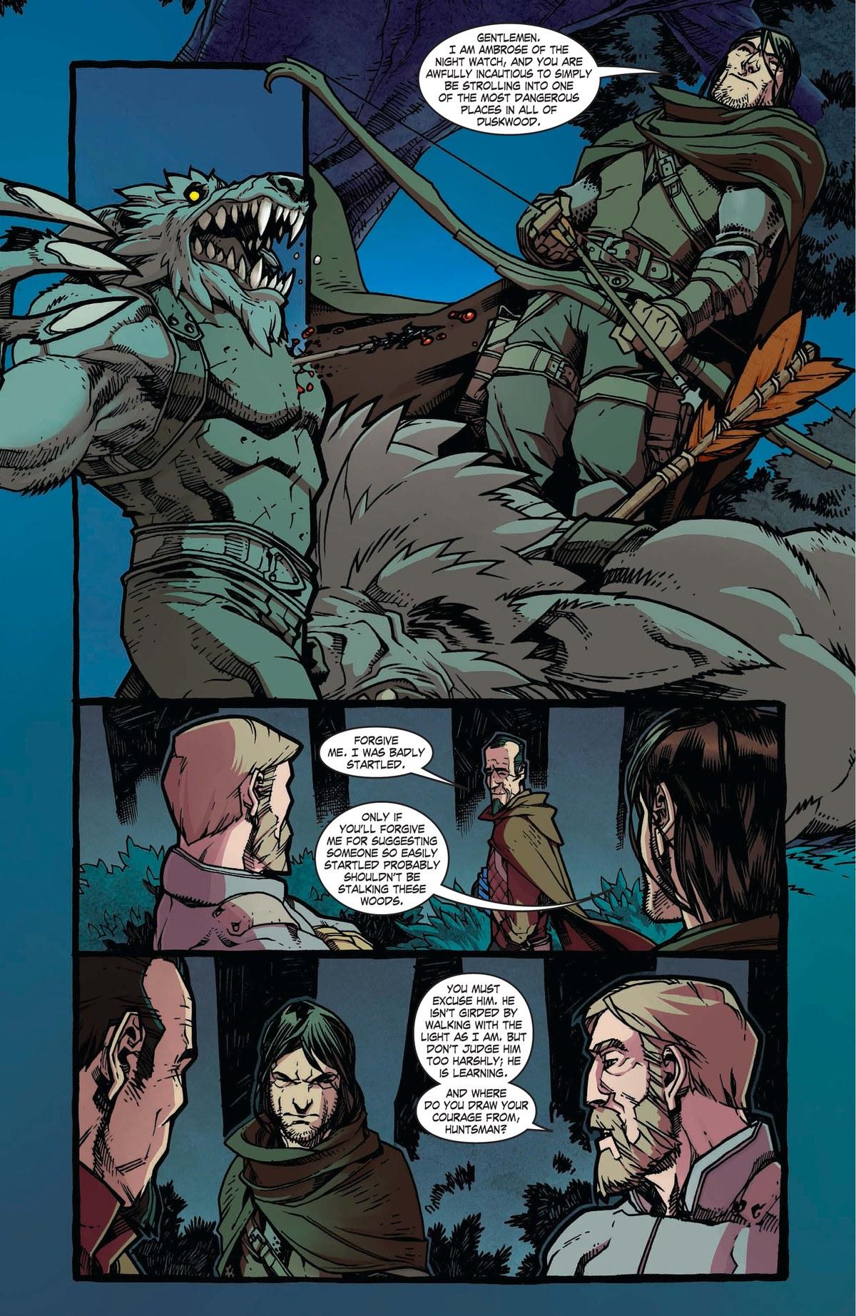 Read online World of Warcraft: Dark Riders comic -  Issue # Full - 47