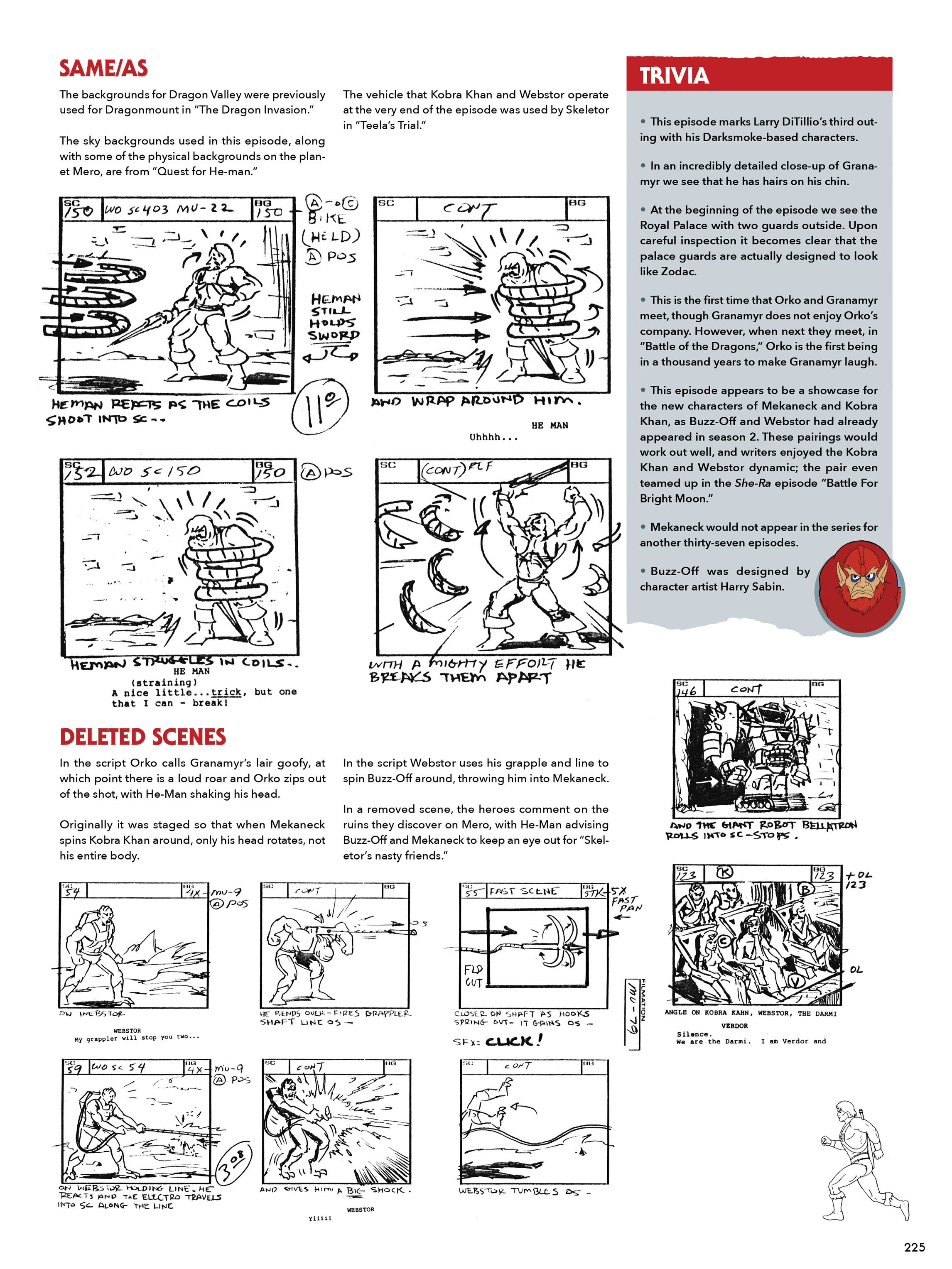 Read online He-Man and She-Ra: A Complete Guide to the Classic Animated Adventures comic -  Issue # TPB (Part 2) - 26