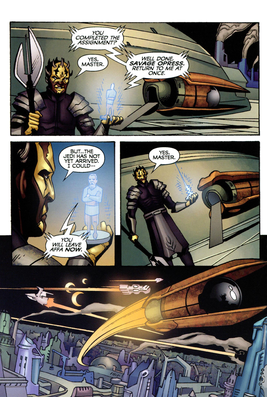 Read online Star Wars: The Clone Wars - Strange Allies comic -  Issue # Full - 33