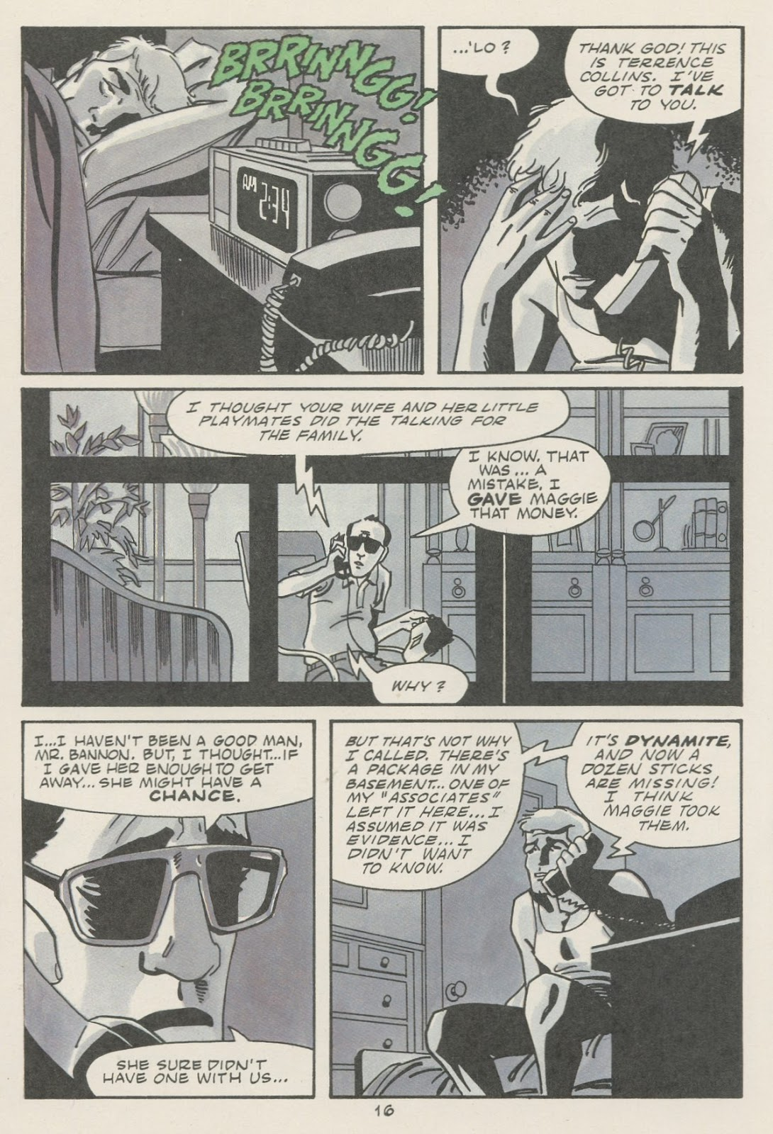 Jonny Quest (1986) issue 18 - Page 18
