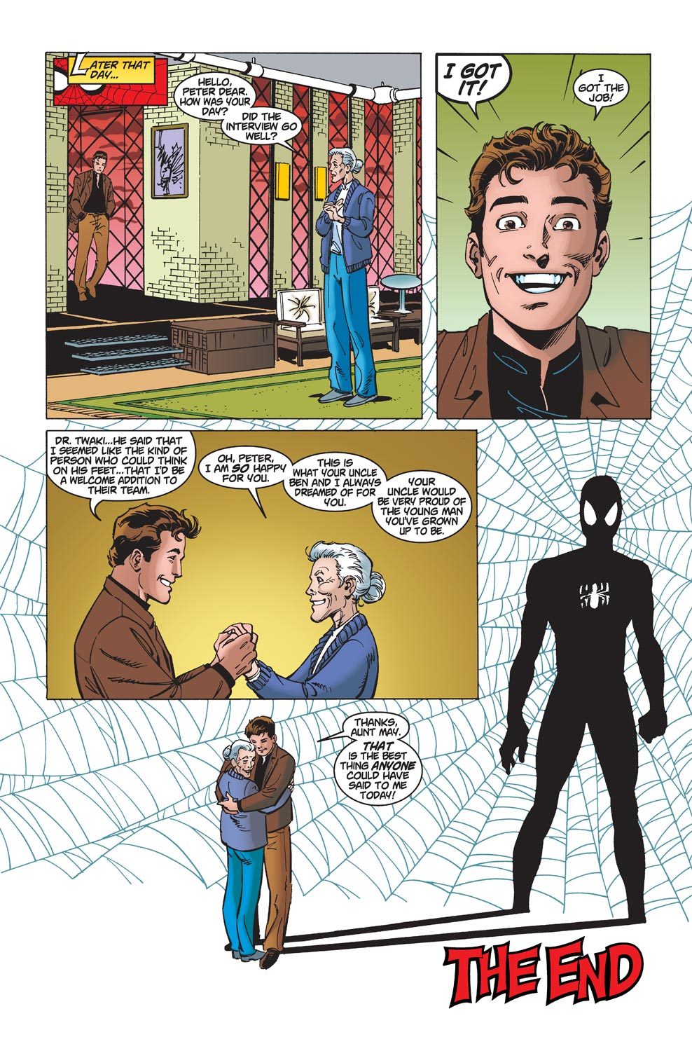 The Amazing Spider-Man (1999) 1 Page 30