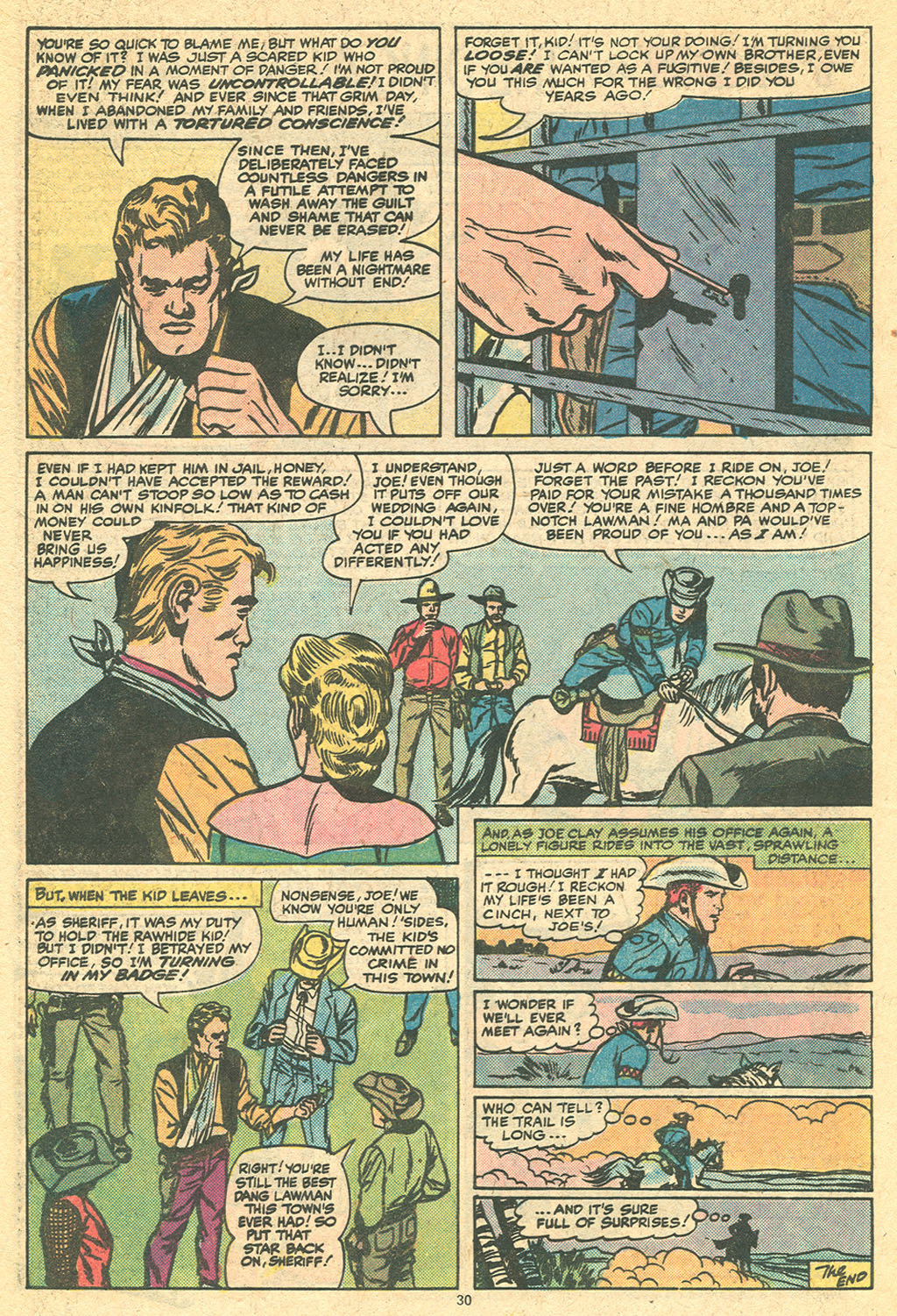 The Rawhide Kid (1955) issue 143 - Page 32