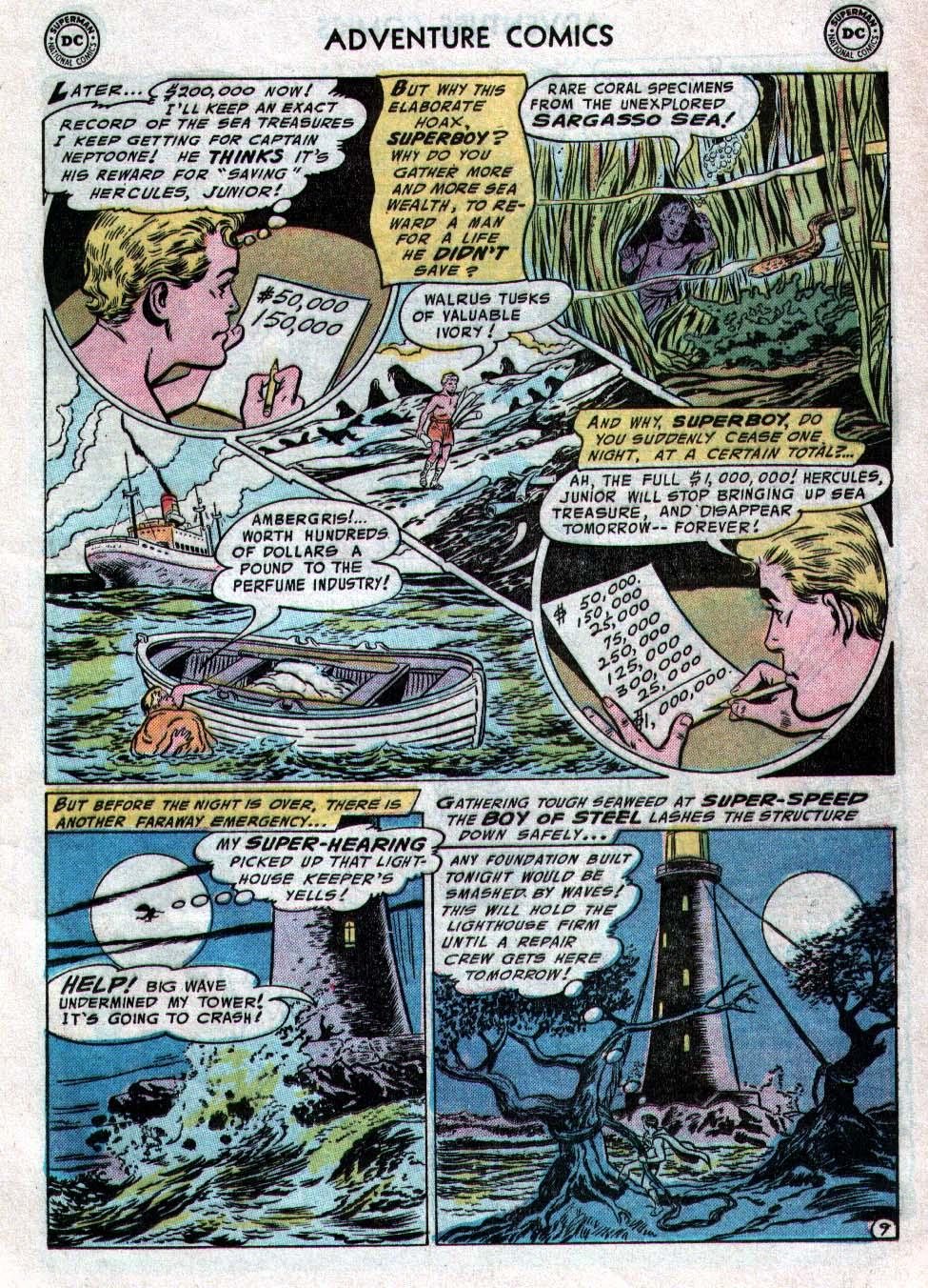 Read online Adventure Comics (1938) comic -  Issue #223 - 11