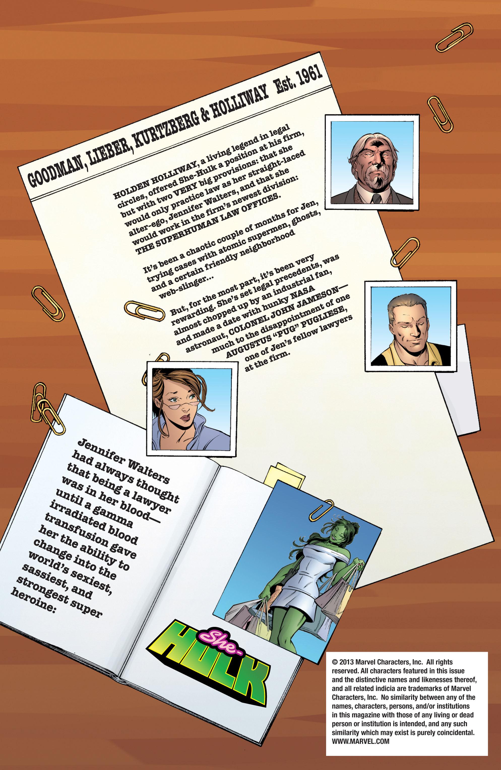 Read online She-Hulk (2004) comic -  Issue #5 - 4