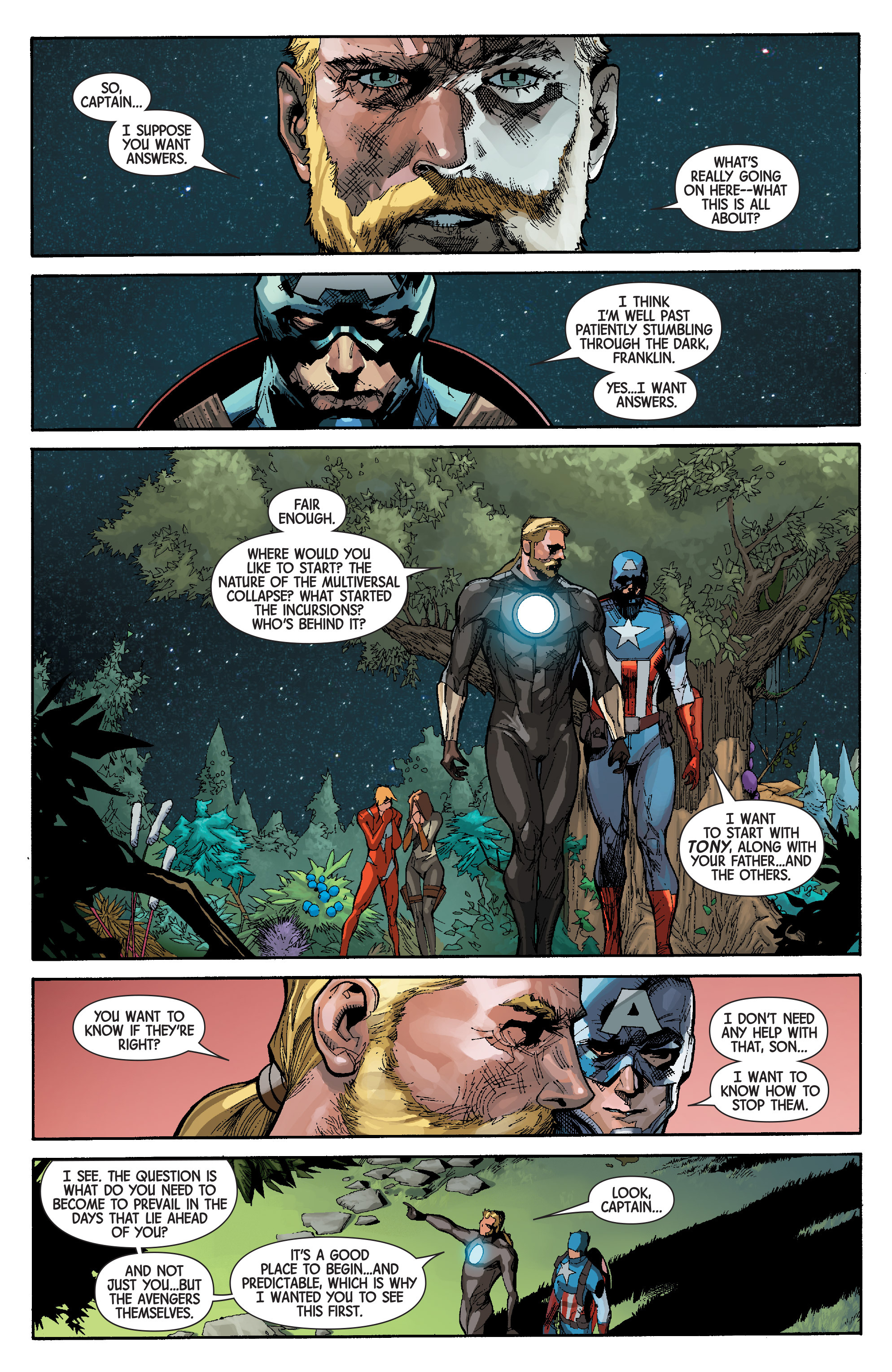Read online Avengers (2013) comic -  Issue #32 - 14