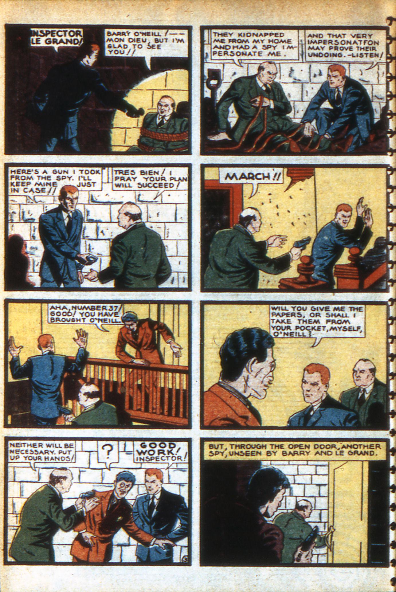 Read online Adventure Comics (1938) comic -  Issue #47 - 19