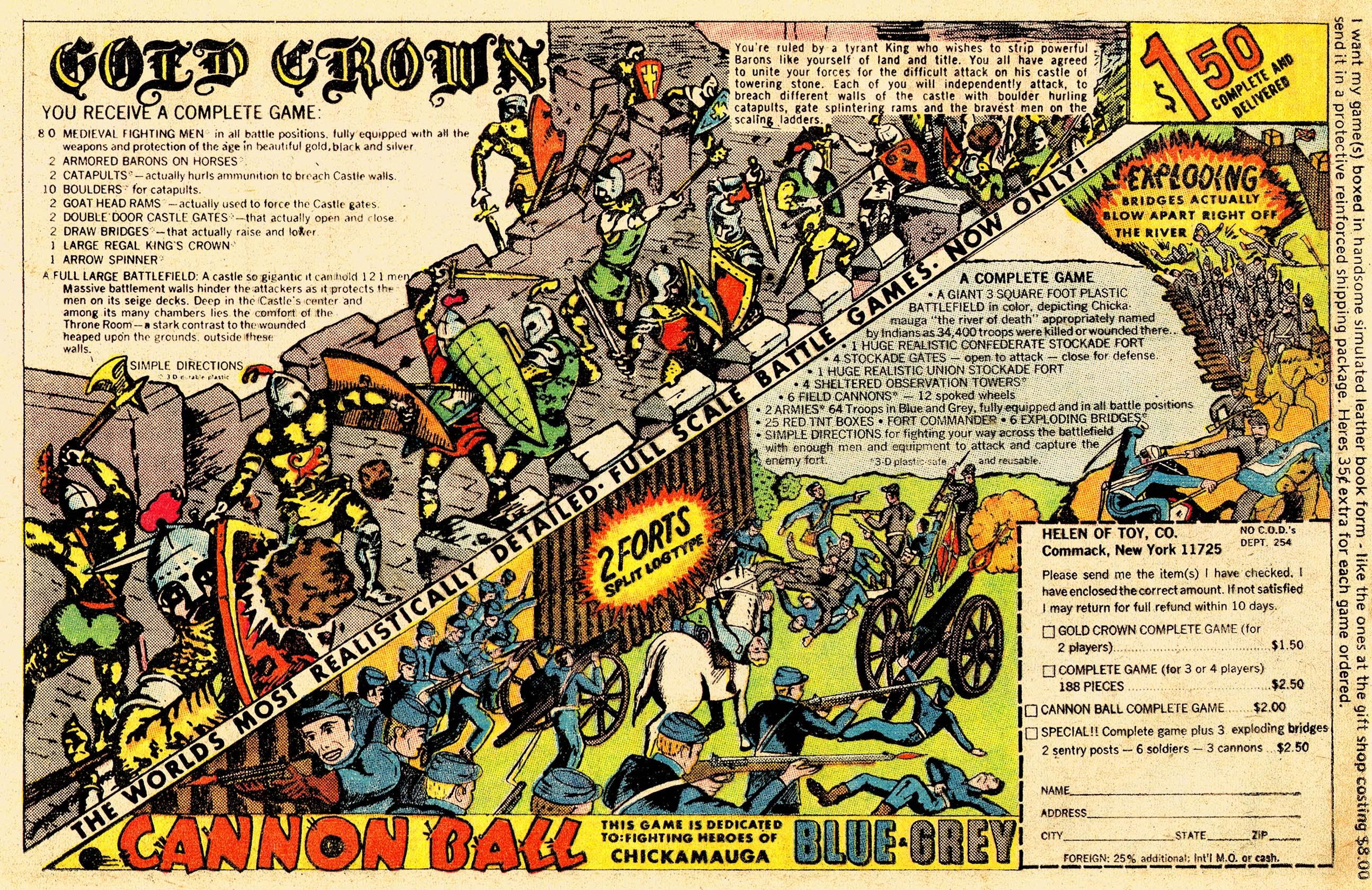 Read online Secret Six (1968) comic -  Issue #4 - 32