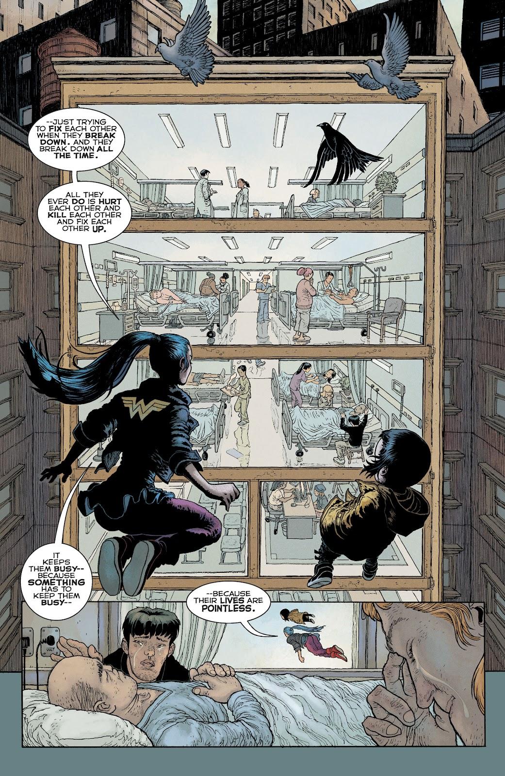 Dark Knight Returns: The Golden Child issue Full - Page 6