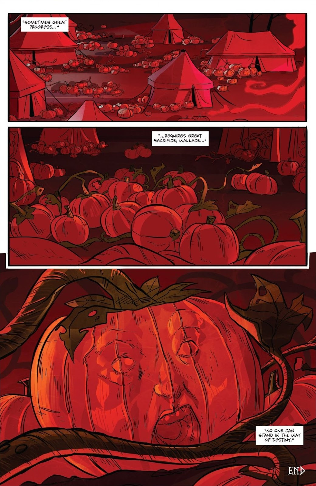 Read online Trick 'r Treat: Days of the Dead comic -  Issue # TPB - 66