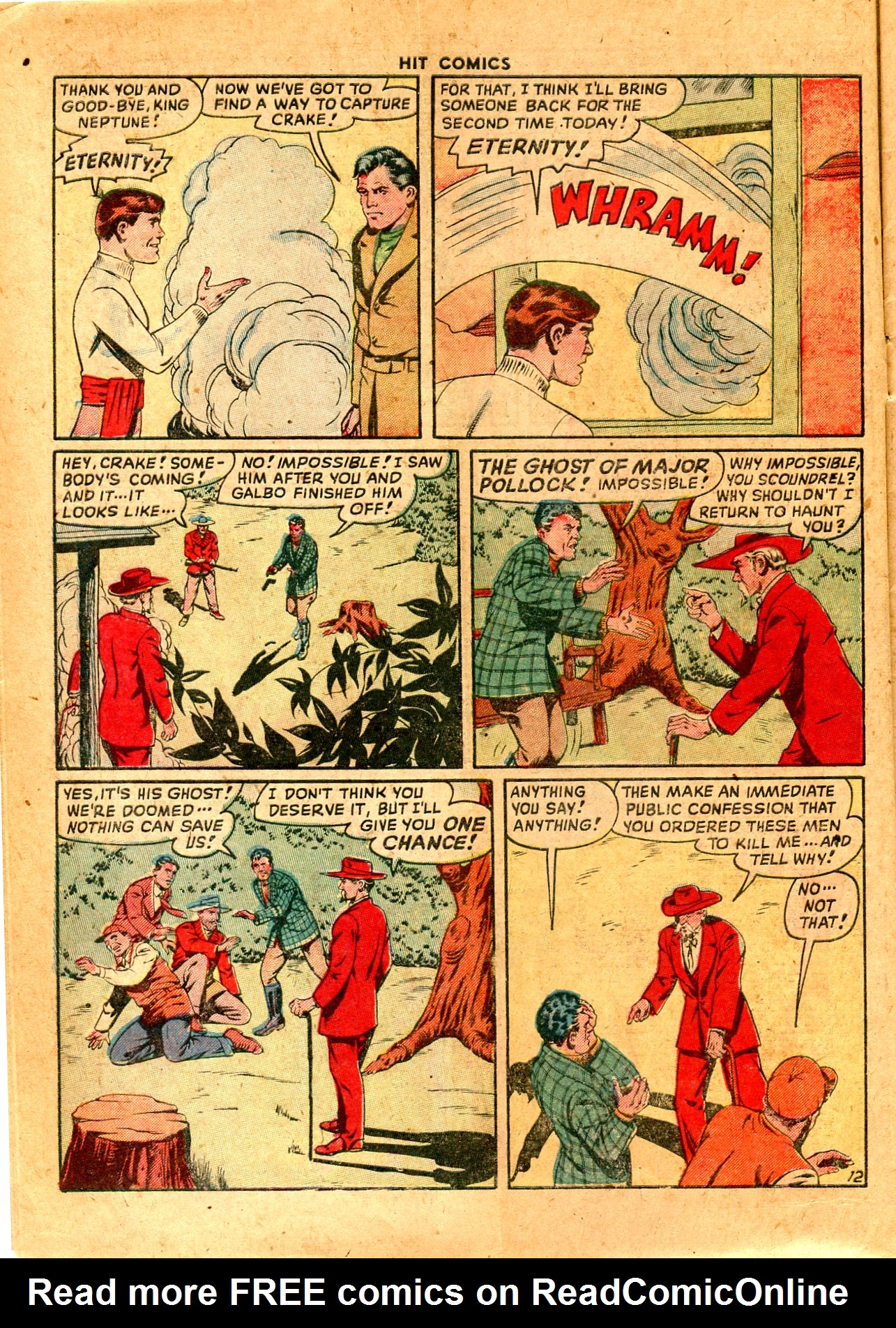 Read online Hit Comics comic -  Issue #57 - 14