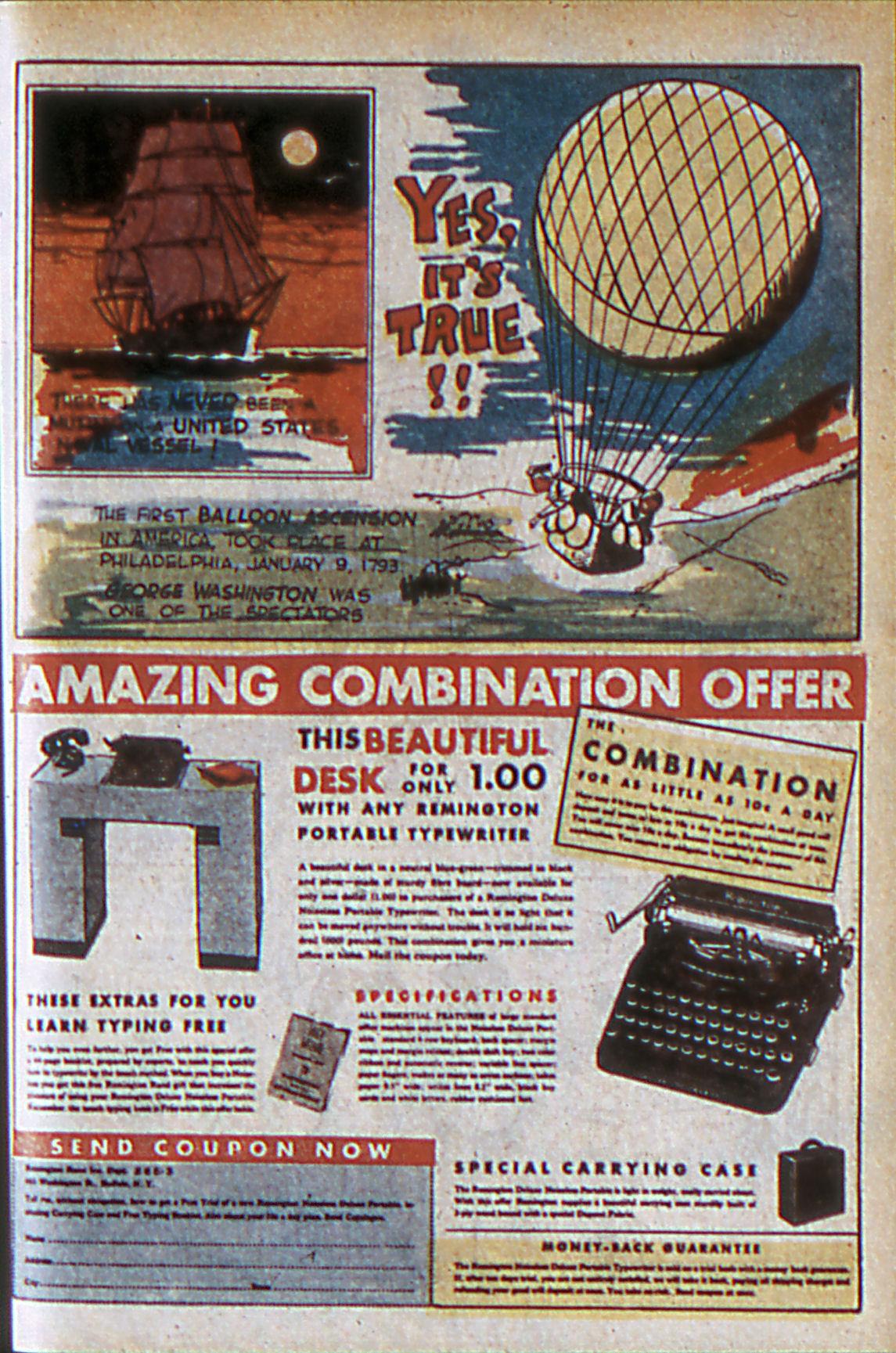 Read online Adventure Comics (1938) comic -  Issue #60 - 28