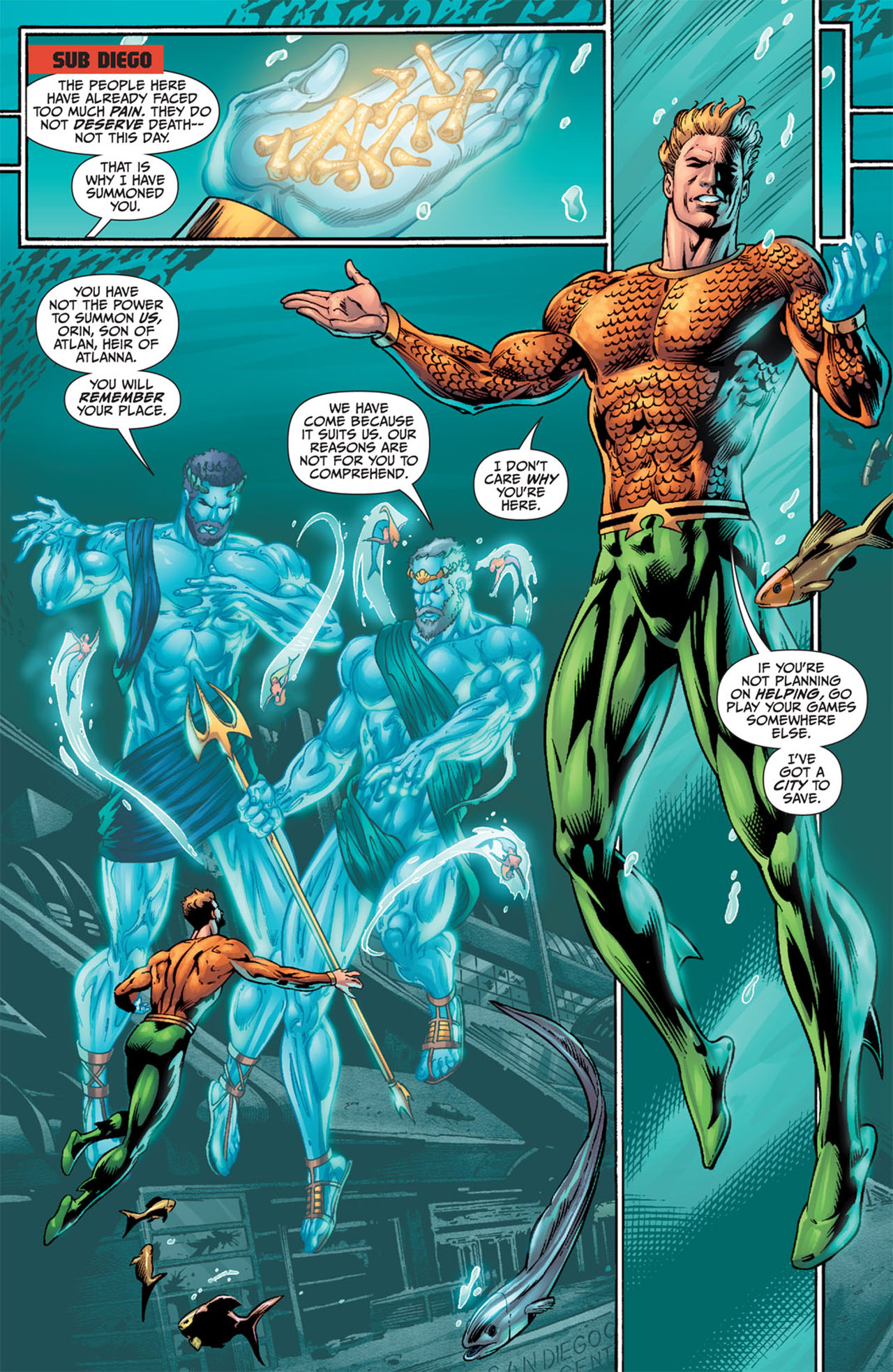 Read online World War III comic -  Issue #2 - 16