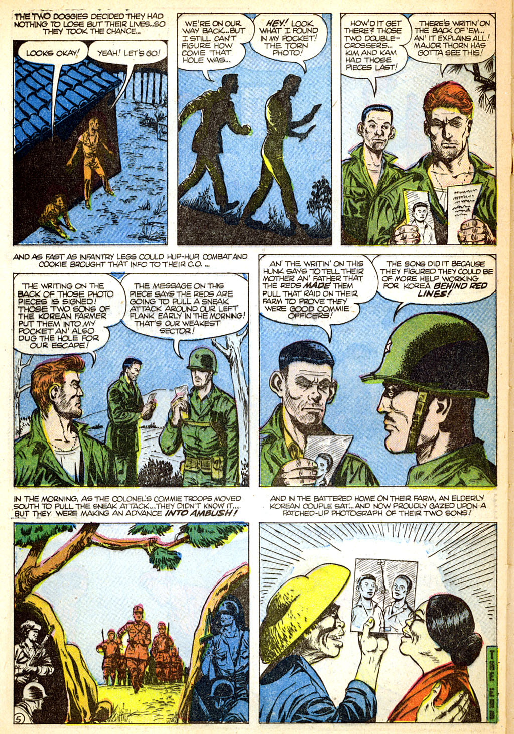 Combat Kelly (1951) issue 44 - Page 32