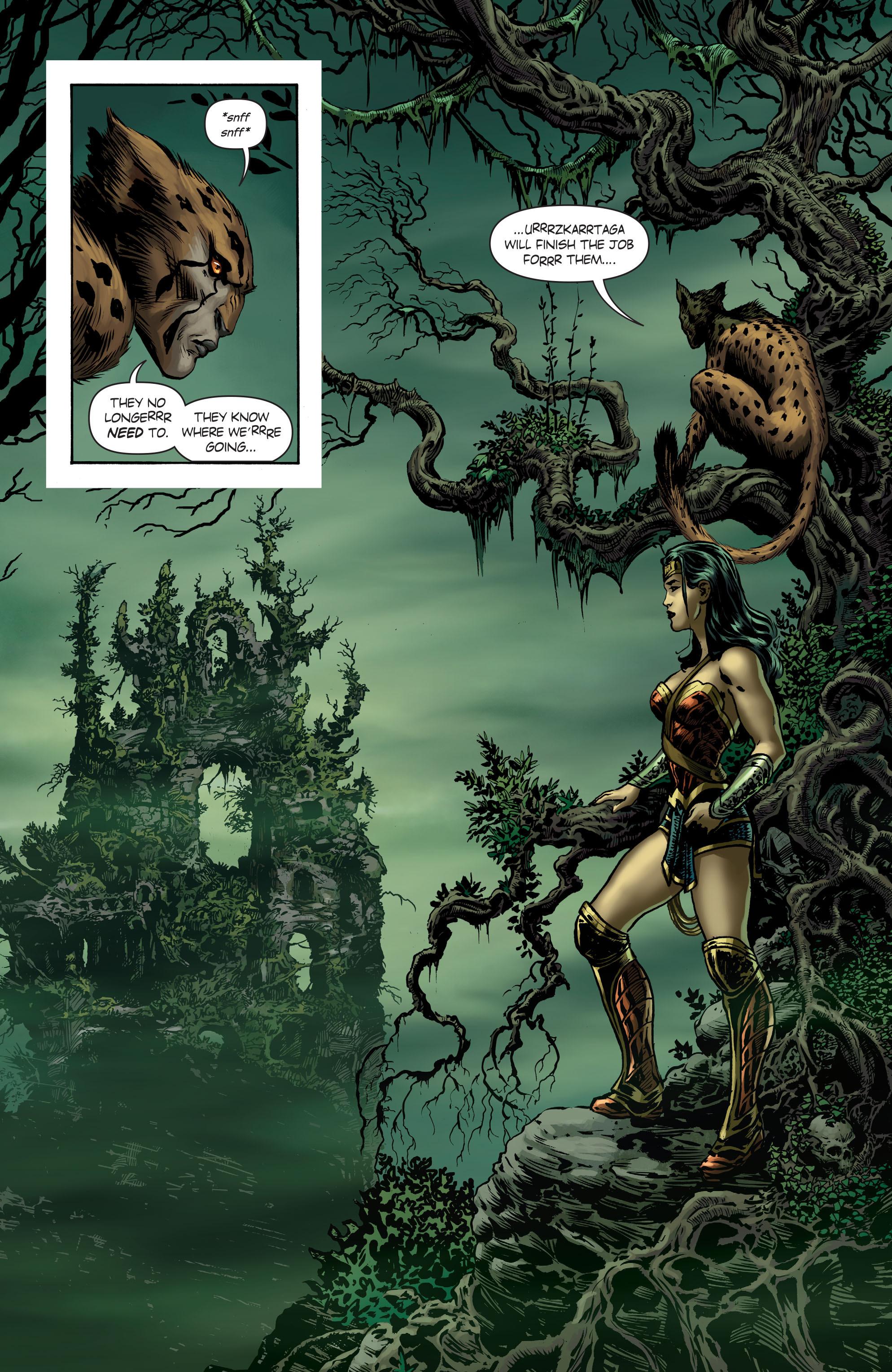 Read online Wonder Woman (2016) comic -  Issue #5 - 13