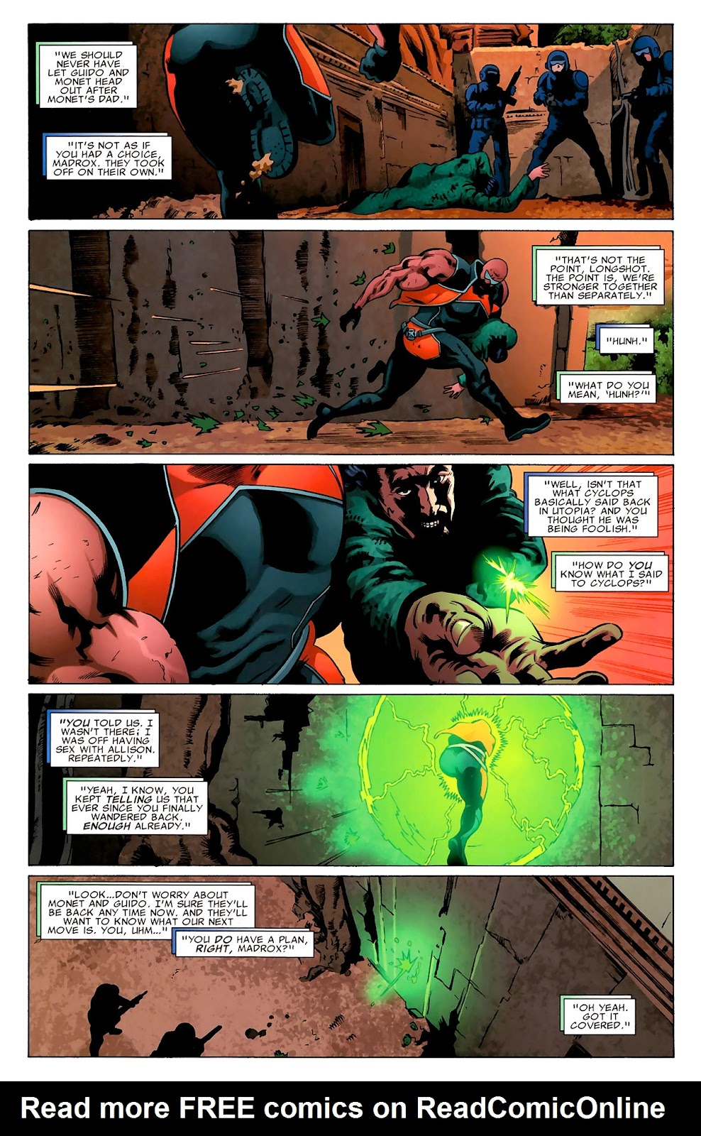 Read online X-Men: Second Coming Revelations comic -  Issue # TPB (Part 2) - 90