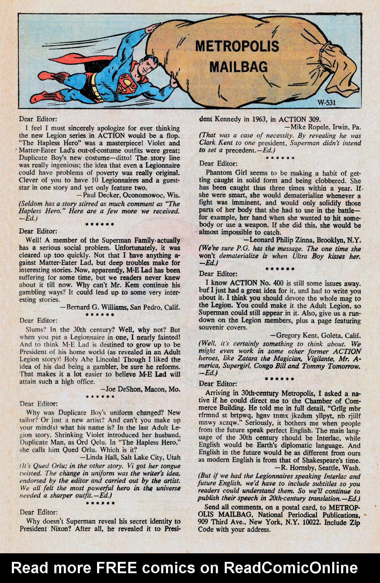 Read online Action Comics (1938) comic -  Issue #385 - 33