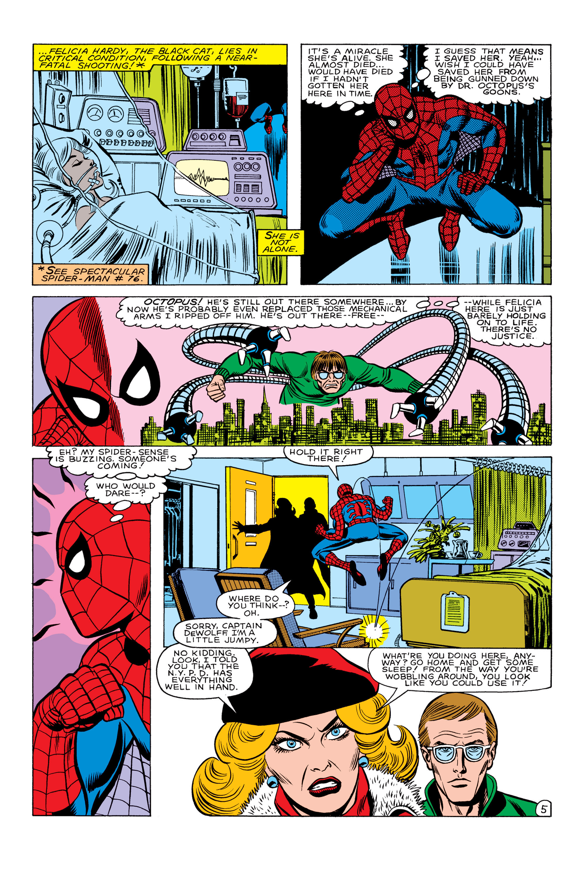The Amazing Spider-Man (1963) 239 Page 5
