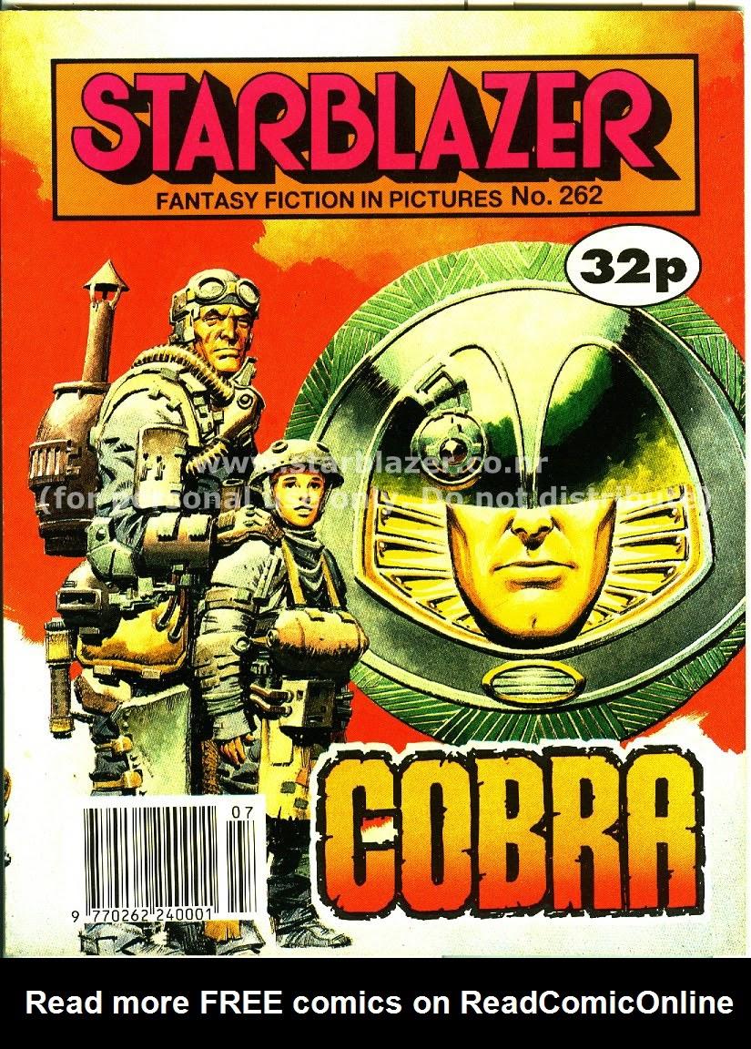 Starblazer issue 262 - Page 1