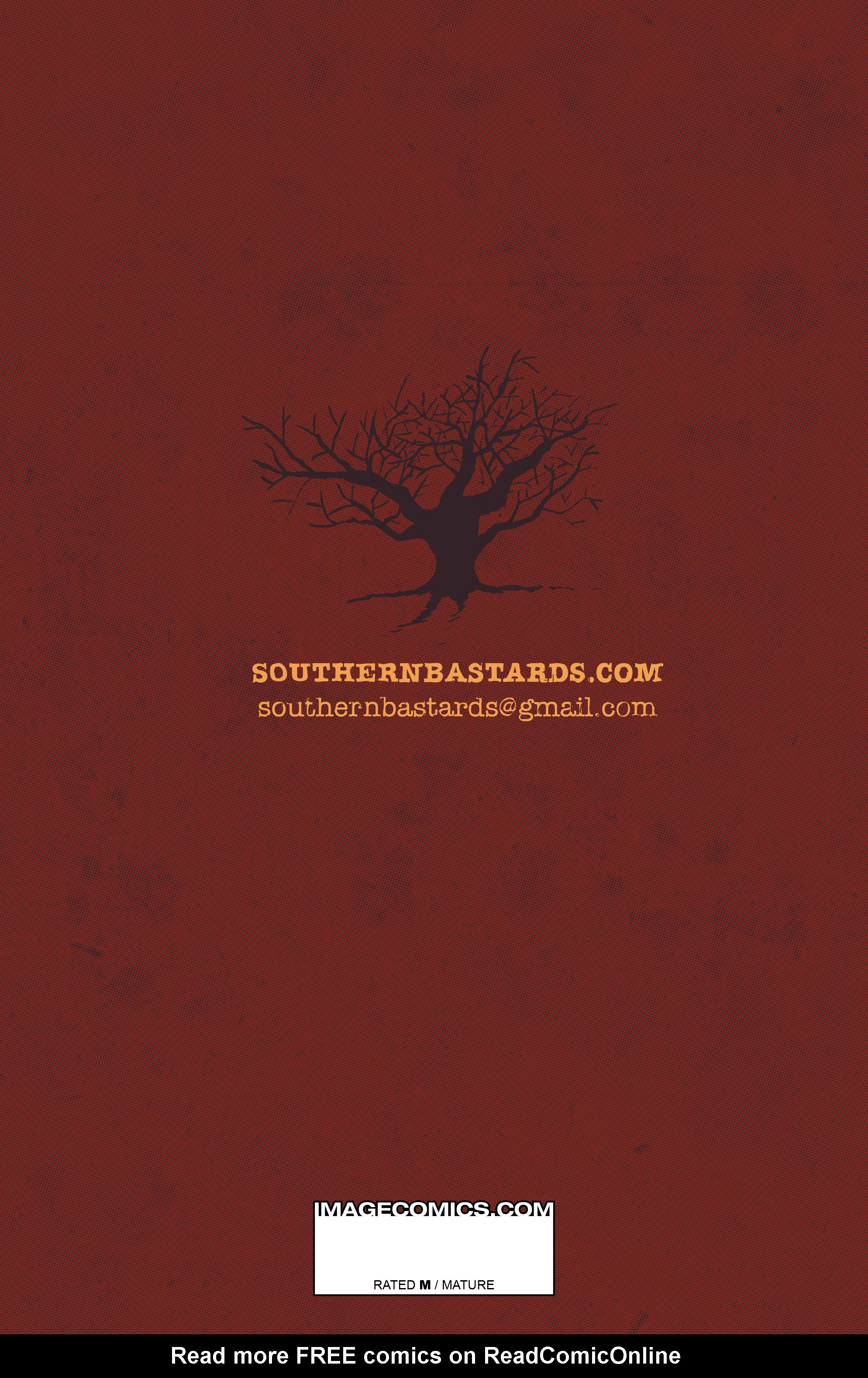 Read online Southern Bastards comic -  Issue #15 - 32