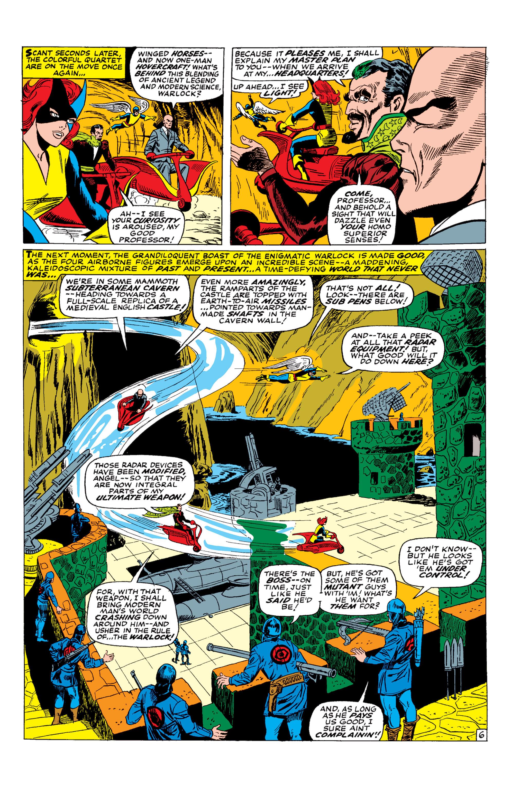 Uncanny X-Men (1963) 30 Page 6
