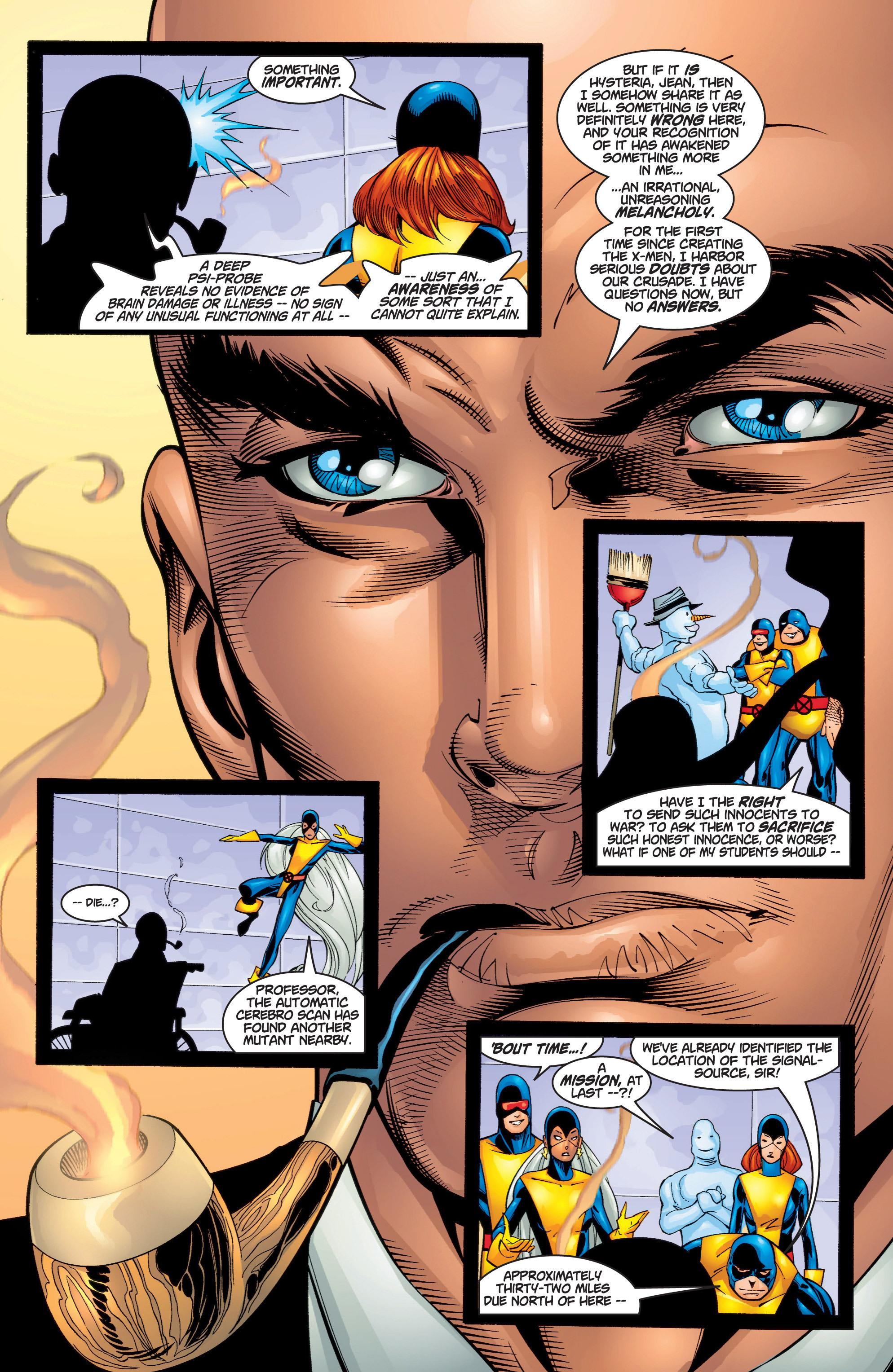 Read online Uncanny X-Men (1963) comic -  Issue #378 - 11