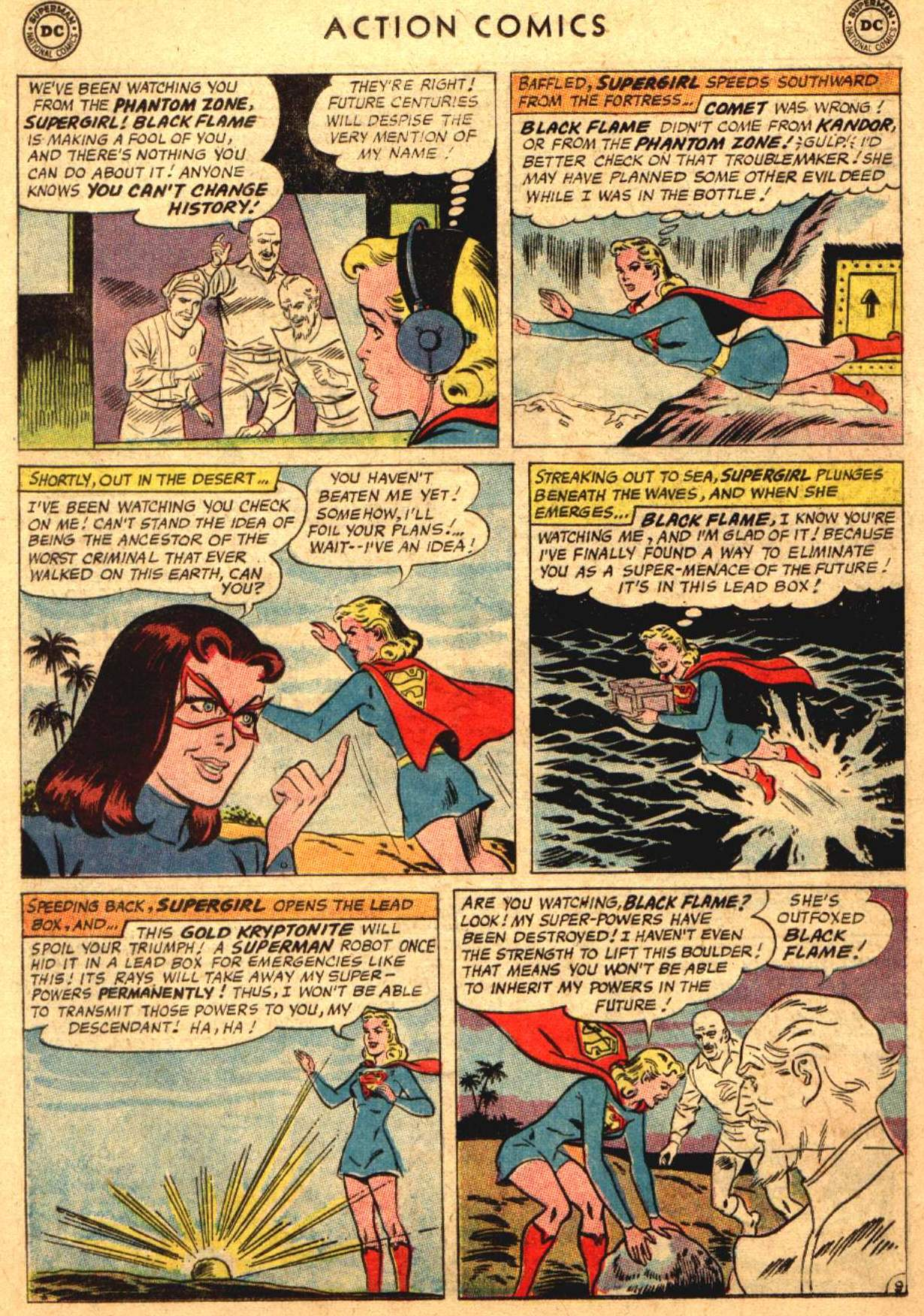 Read online Action Comics (1938) comic -  Issue #304 - 28