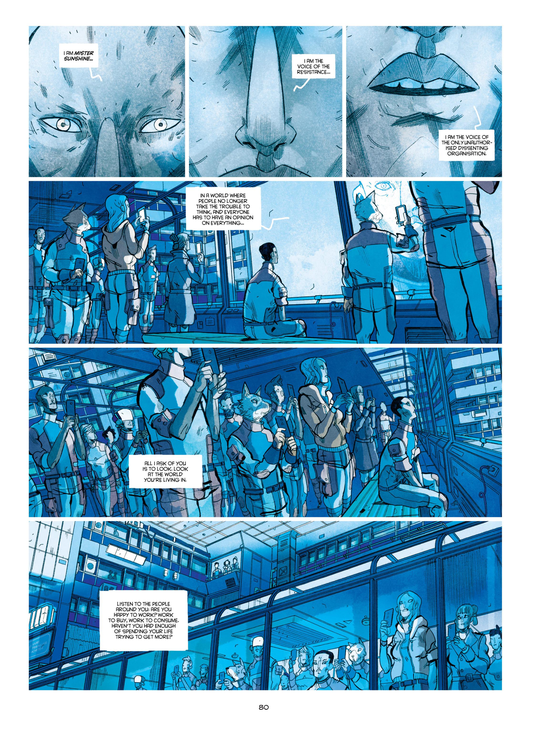 Read online Shangri-La comic -  Issue # Full - 81