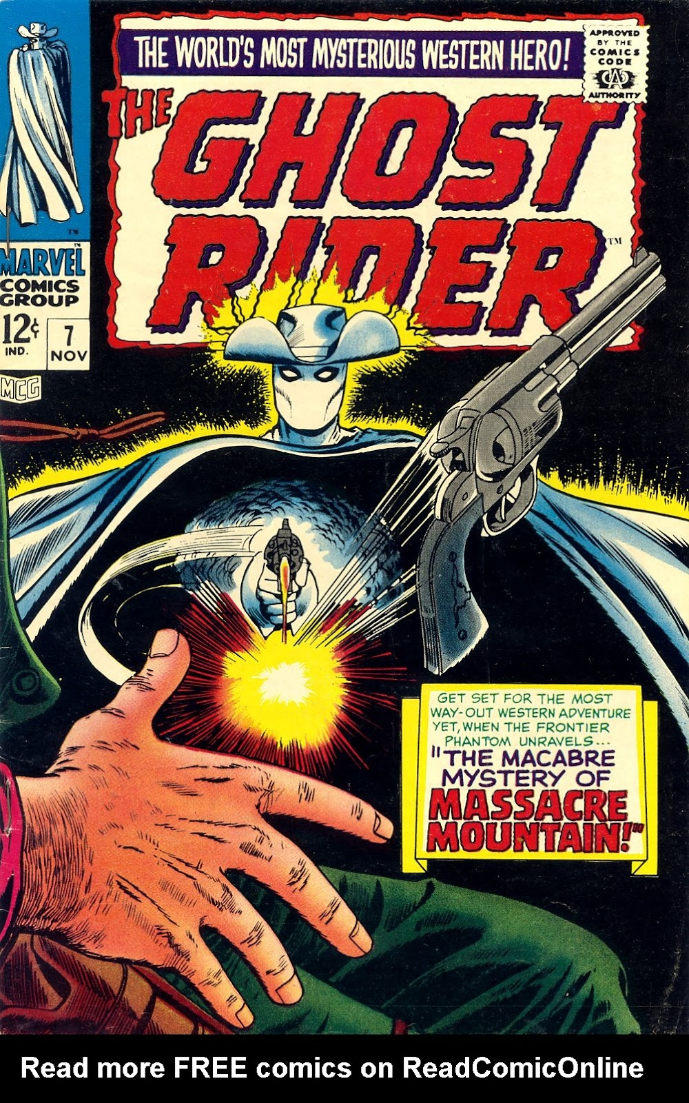 The Ghost Rider (1967) 7 Page 1