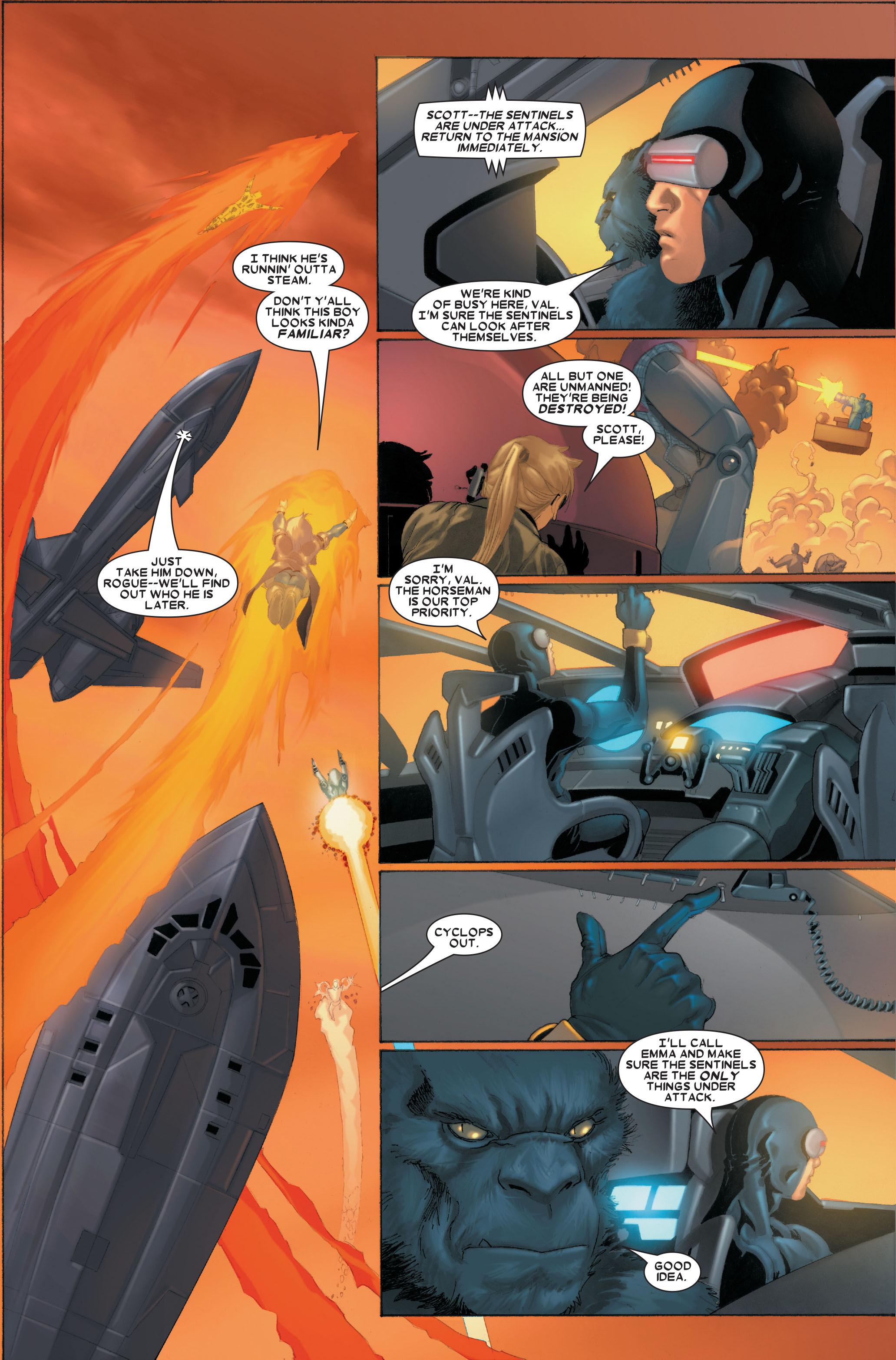 X-Men (1991) 183 Page 17