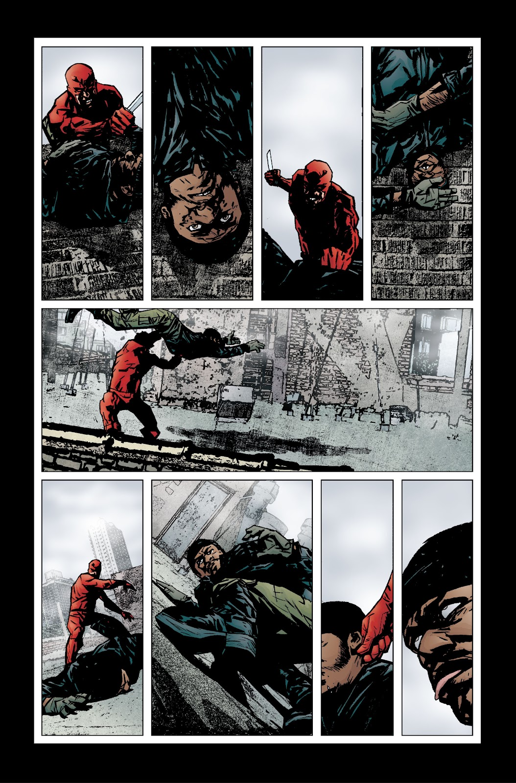 Read online Daredevil (1998) comic -  Issue # _Ultimate_Collection TPB 1 (Part 2) - 40