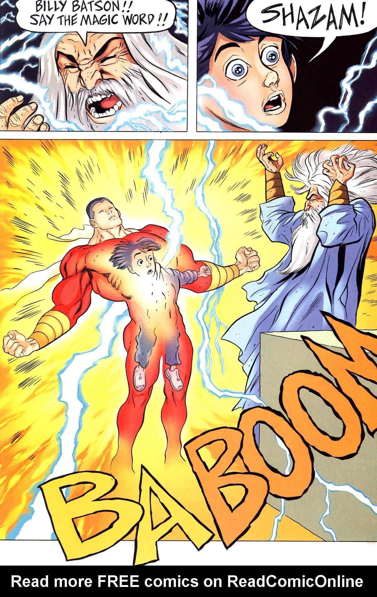 Read online Shazam!: The Monster Society of Evil comic -  Issue #1 - 23