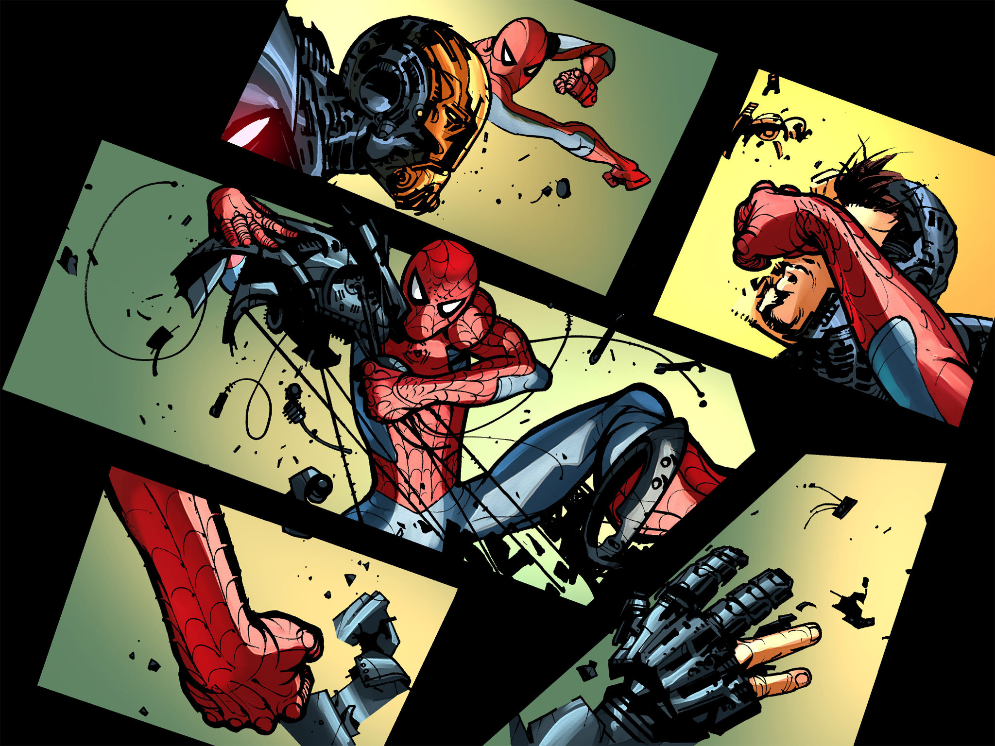 Read online Amazing Spider-Man: Who Am I? comic -  Issue # Full (Part 1) - 180