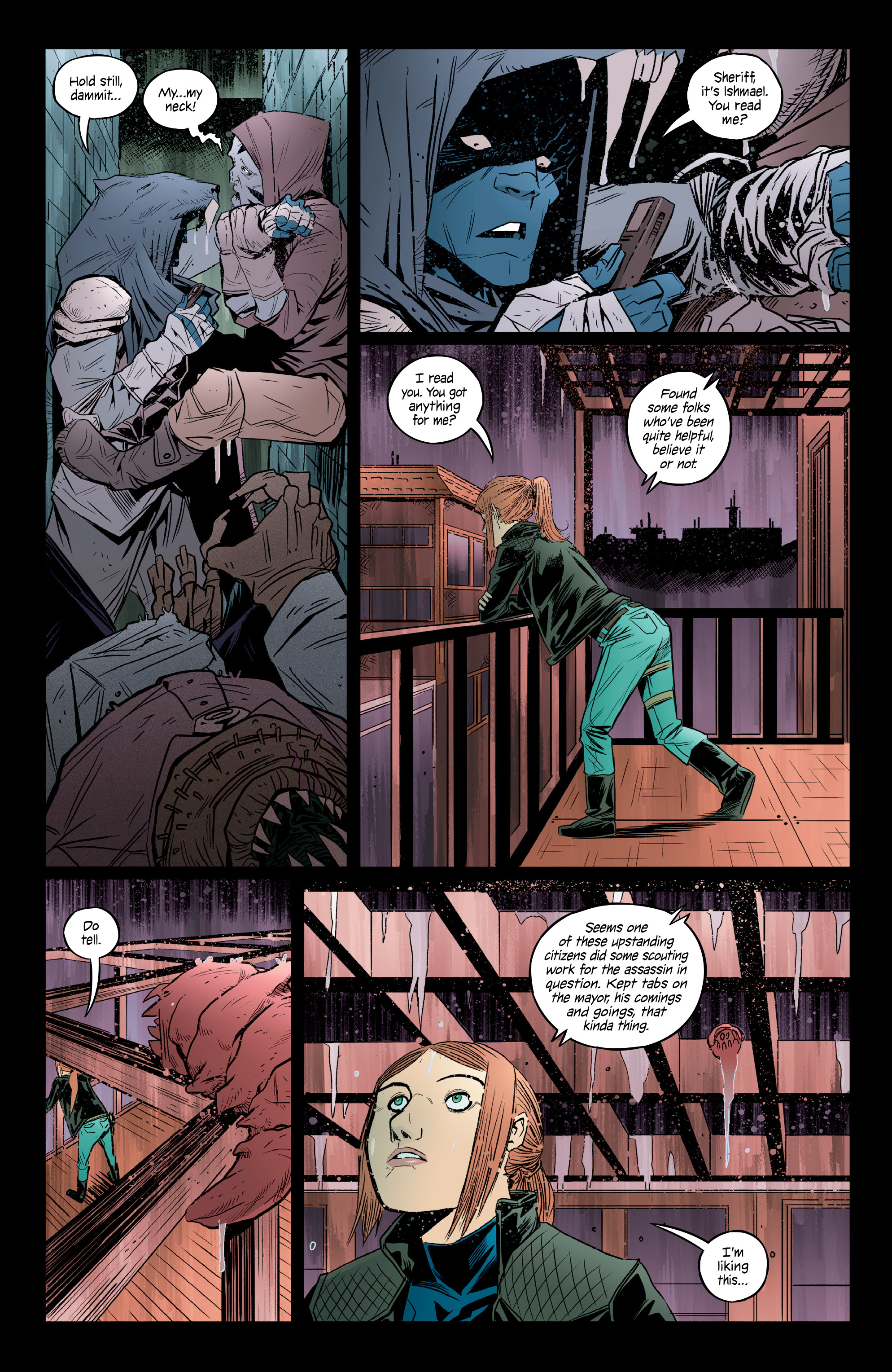 Read online Copperhead comic -  Issue #14 - 11