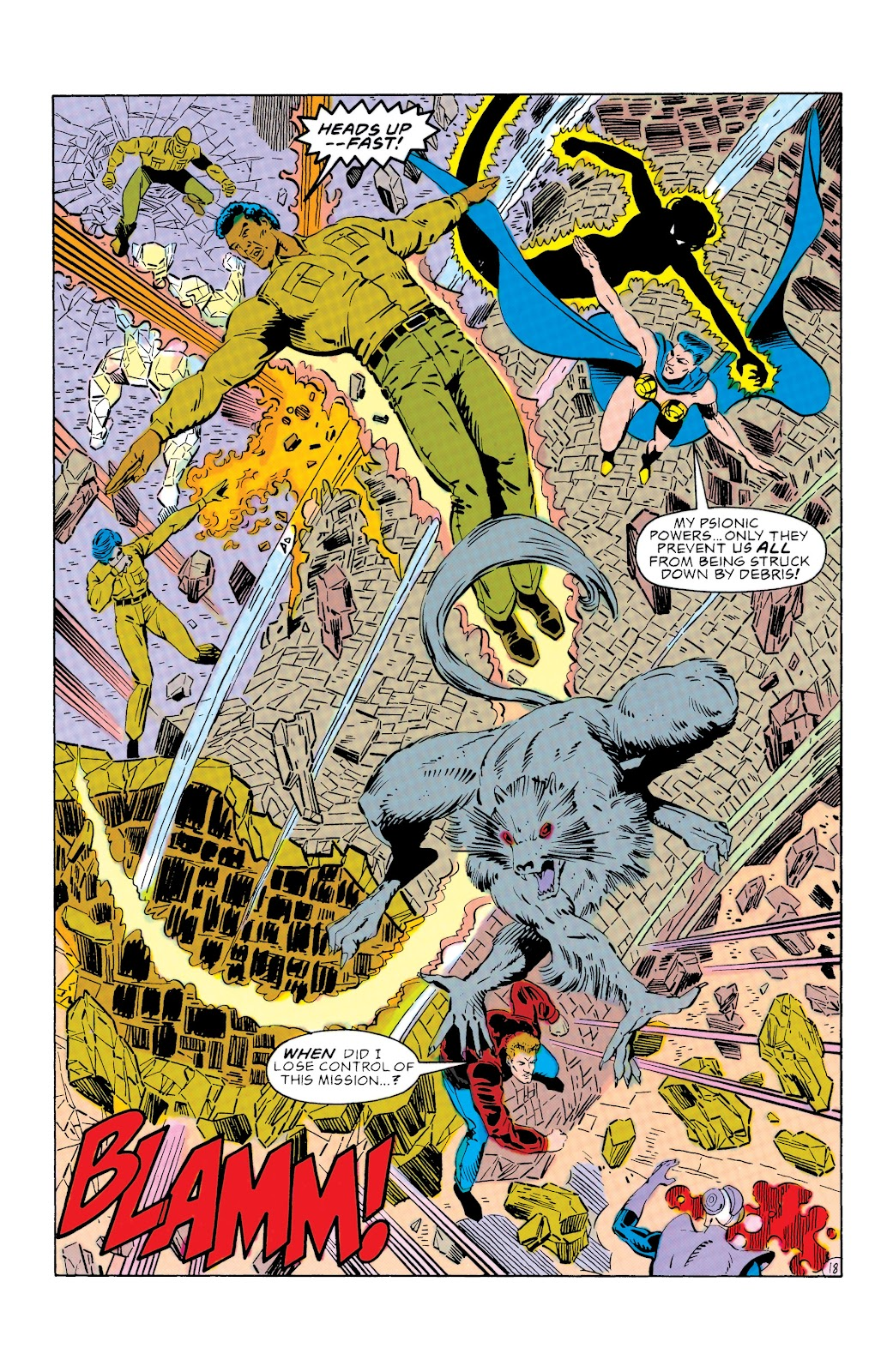 Doom Patrol and Suicide Squad Special issue Special 1 - Page 18