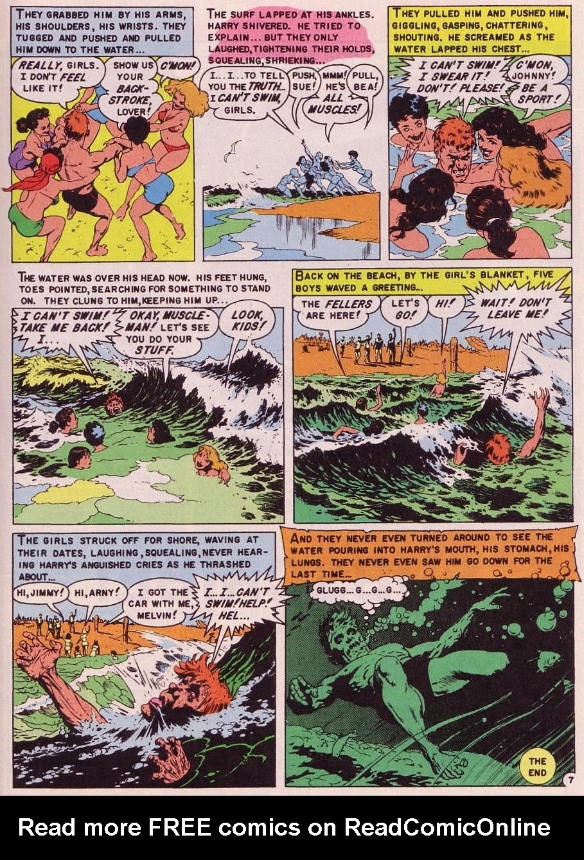 Read online Shock SuspenStories comic -  Issue #13 - 29