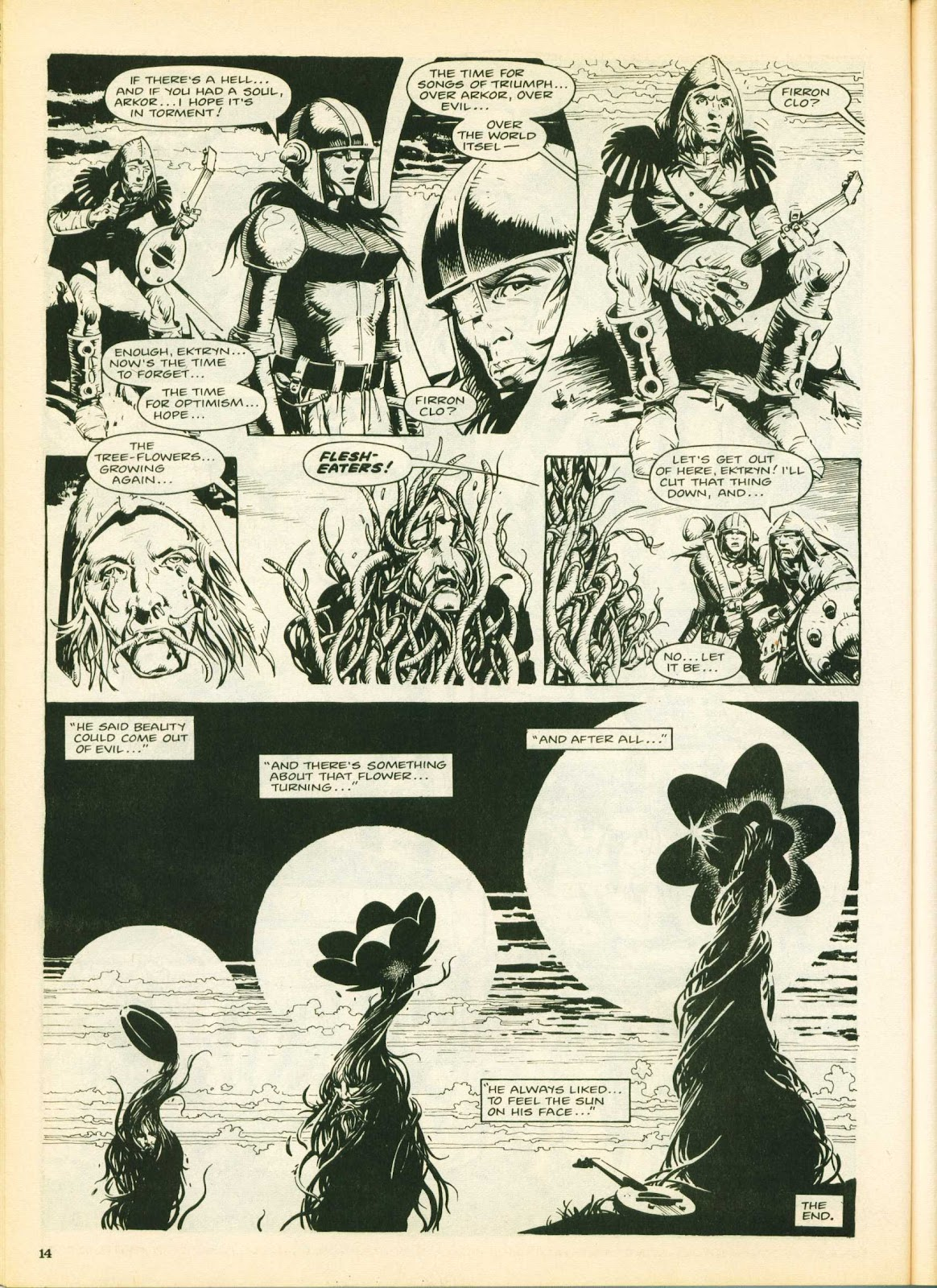 Warrior Issue #25 #26 - English 14