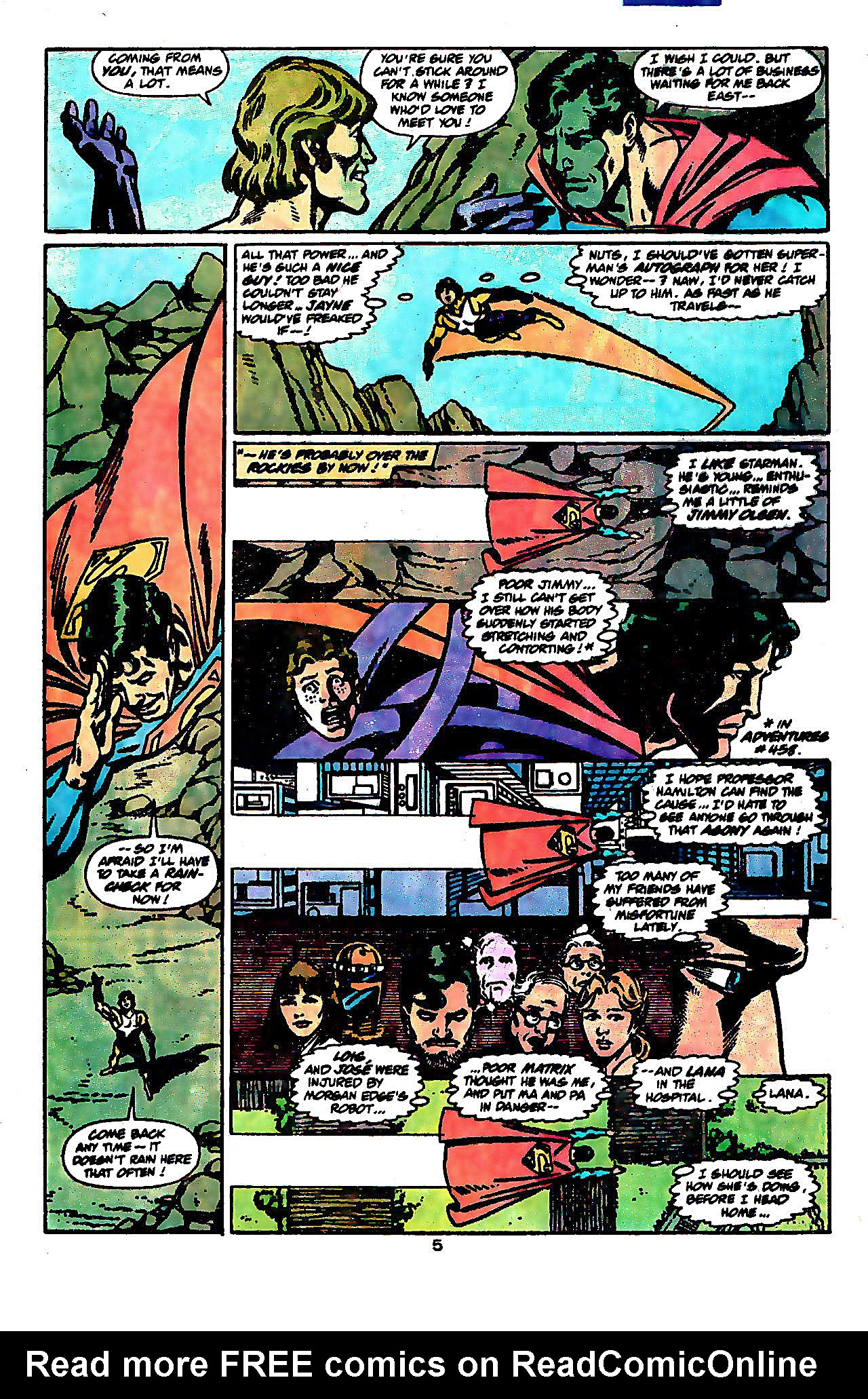 Read online Action Comics (1938) comic -  Issue #645 - 6