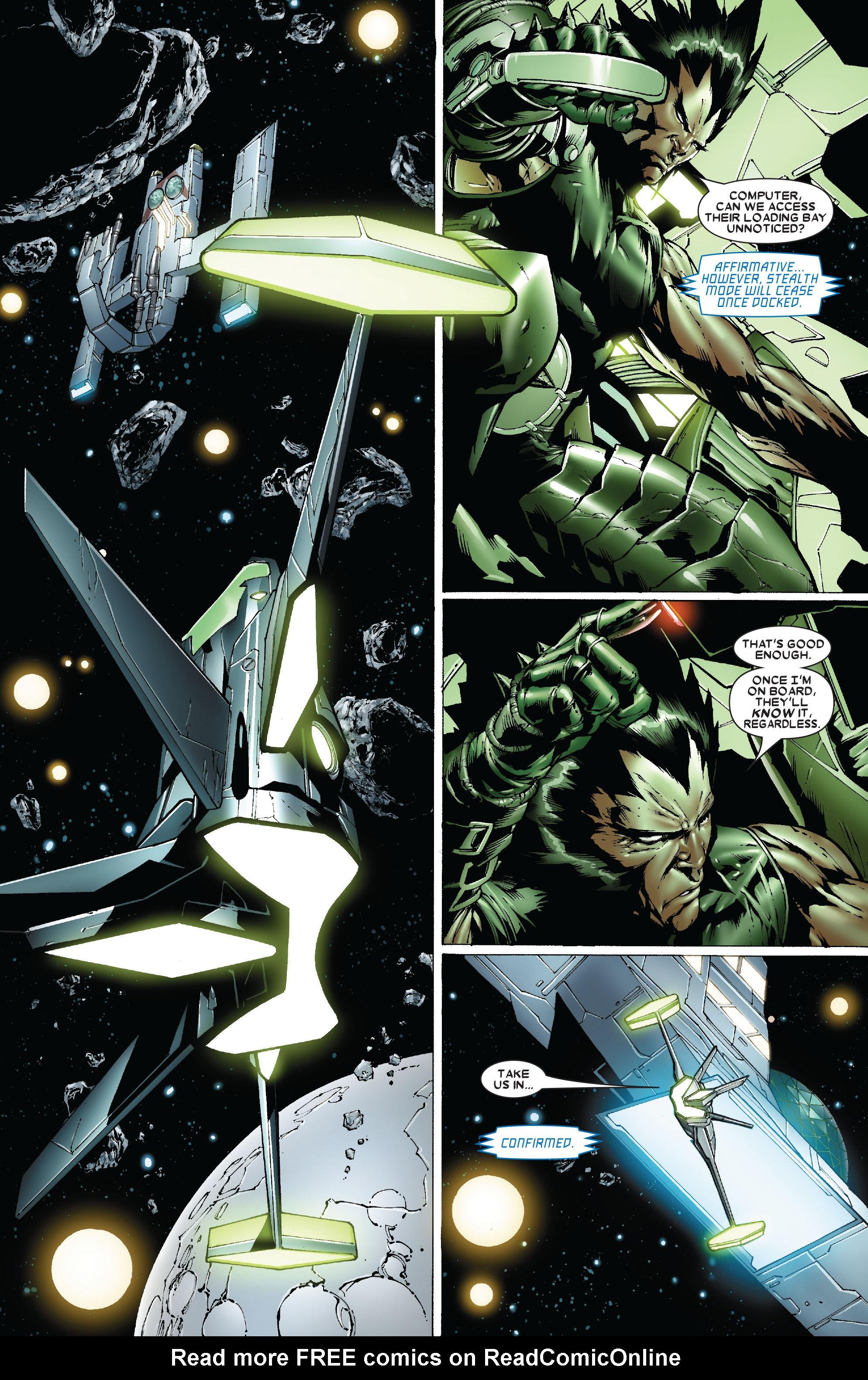 Read online Uncanny X-Men (1963) comic -  Issue #479 - 9