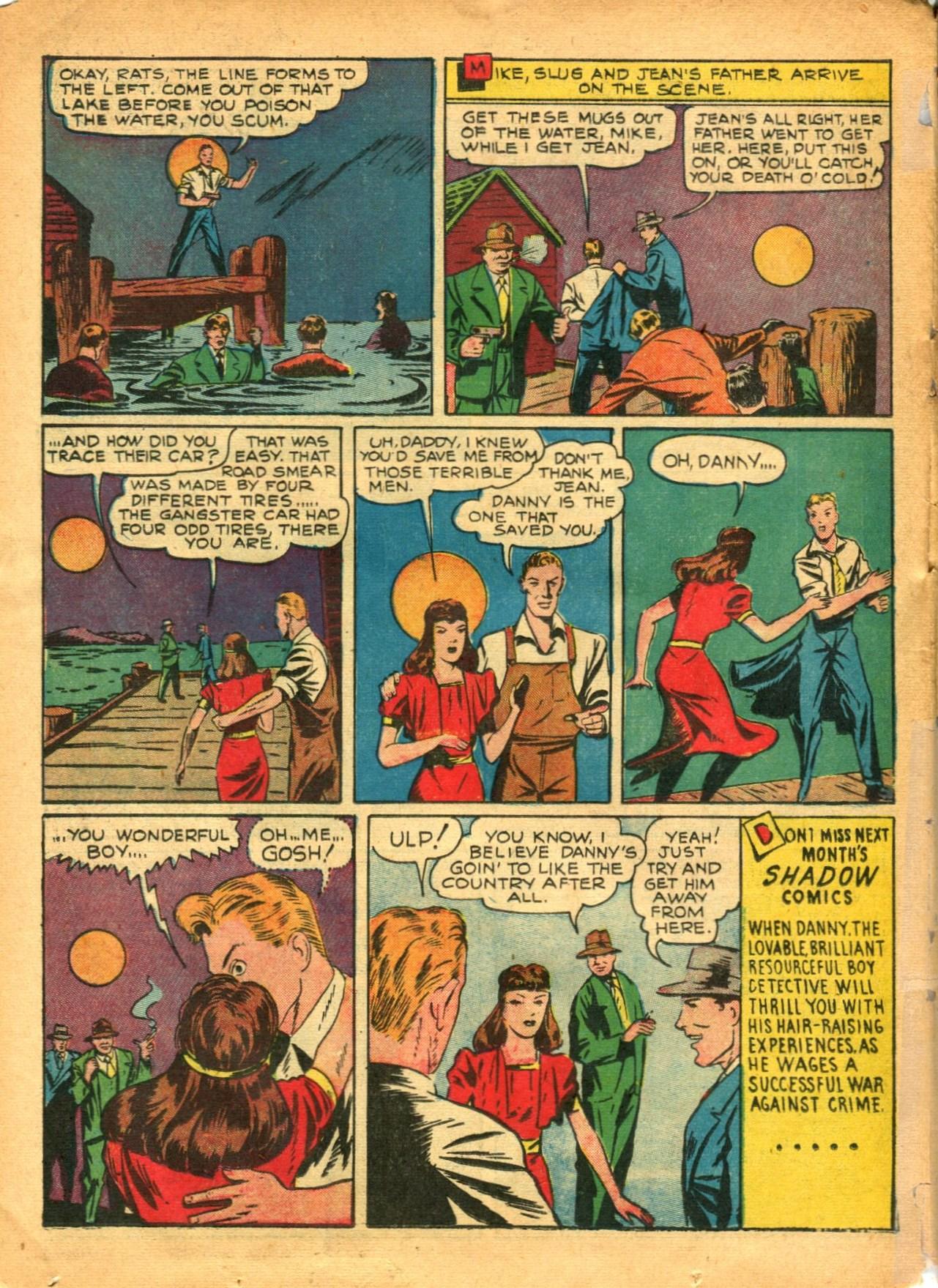 Read online Shadow Comics comic -  Issue #12 - 48